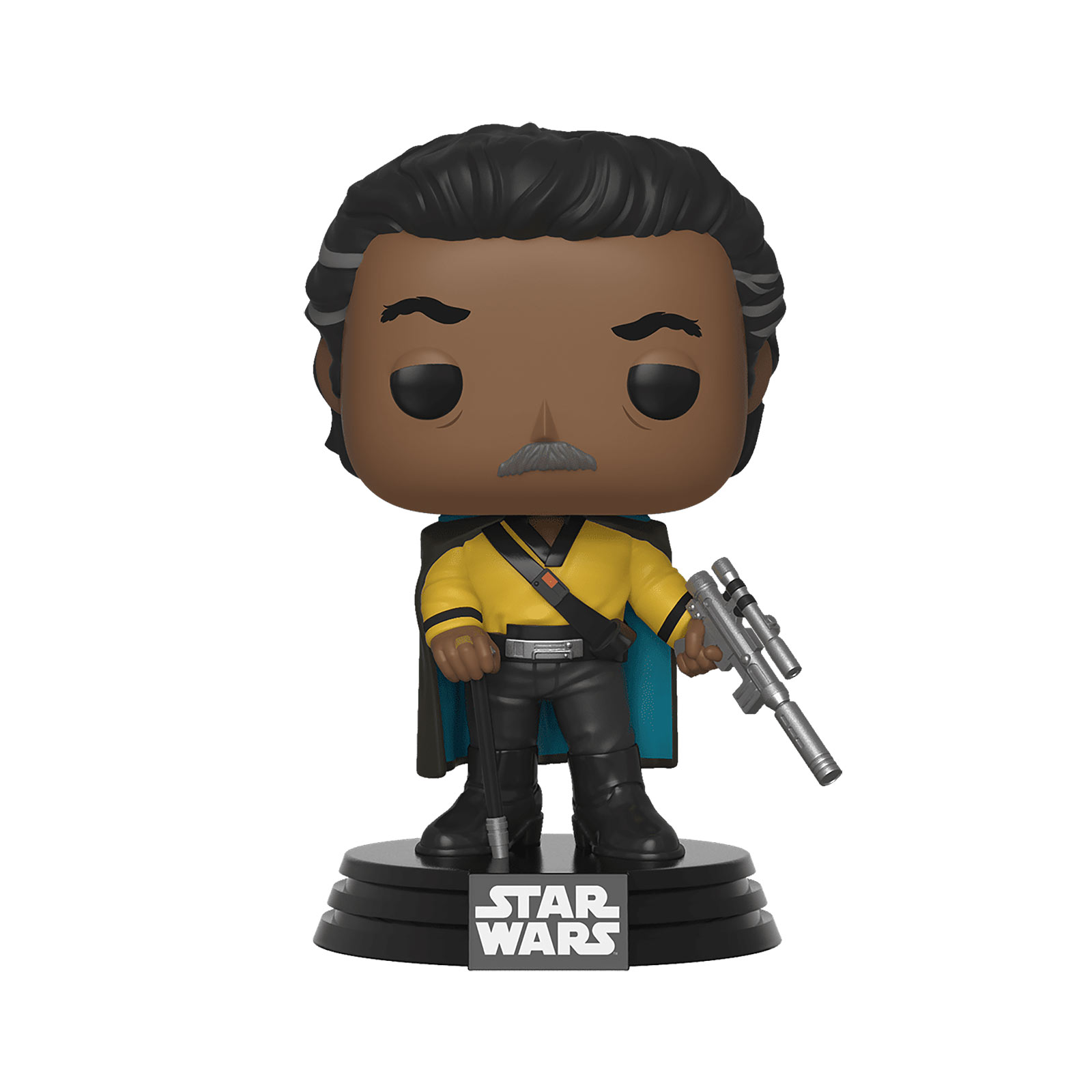 Star Wars - Lando Calrissian Episode 9 Funko Pop Wackelkopf-Figur