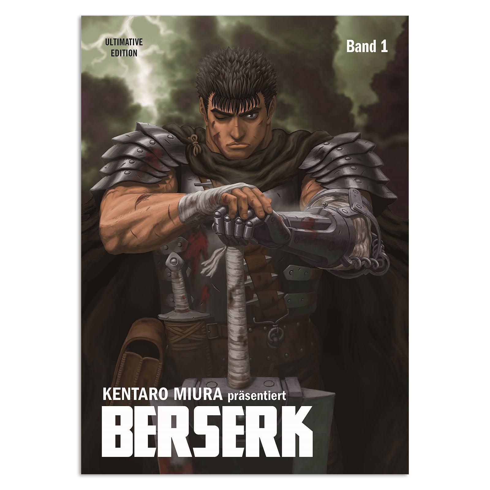 Berserk - Band 1 Taschenbuch Ultimate Edition