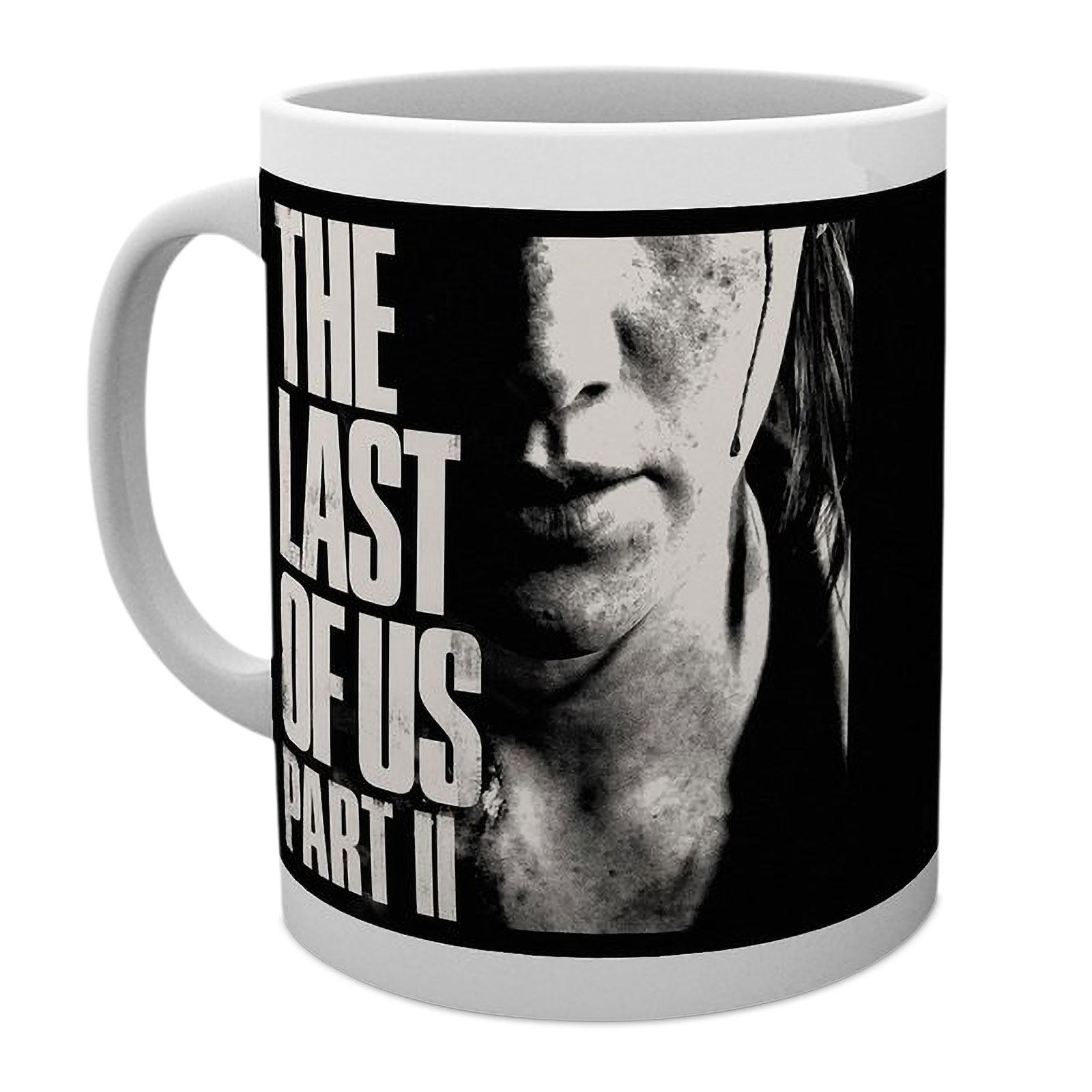 The Last of Us - Ellie Face Tasse