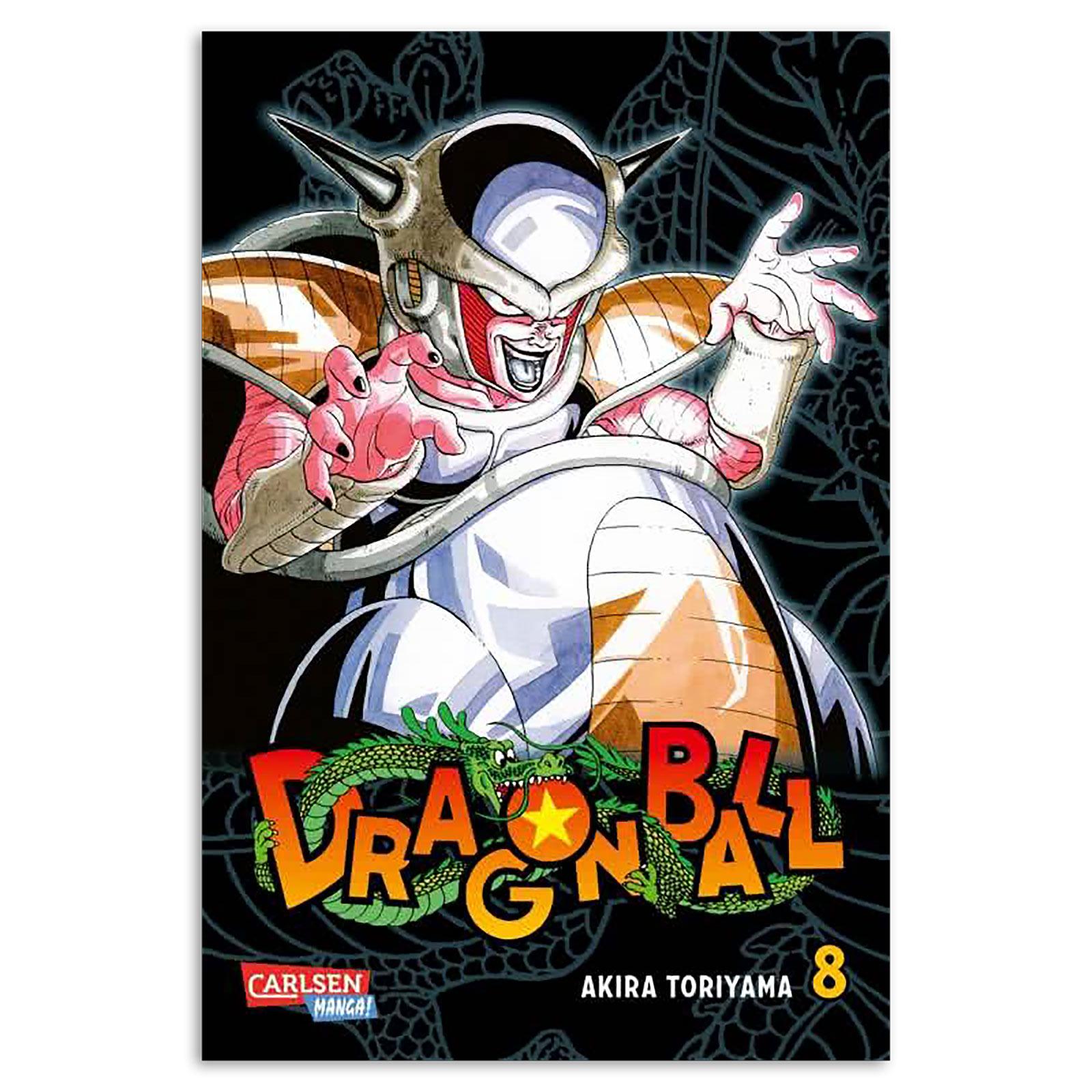 Dragon Ball - Sammelband 8 Taschenbuch