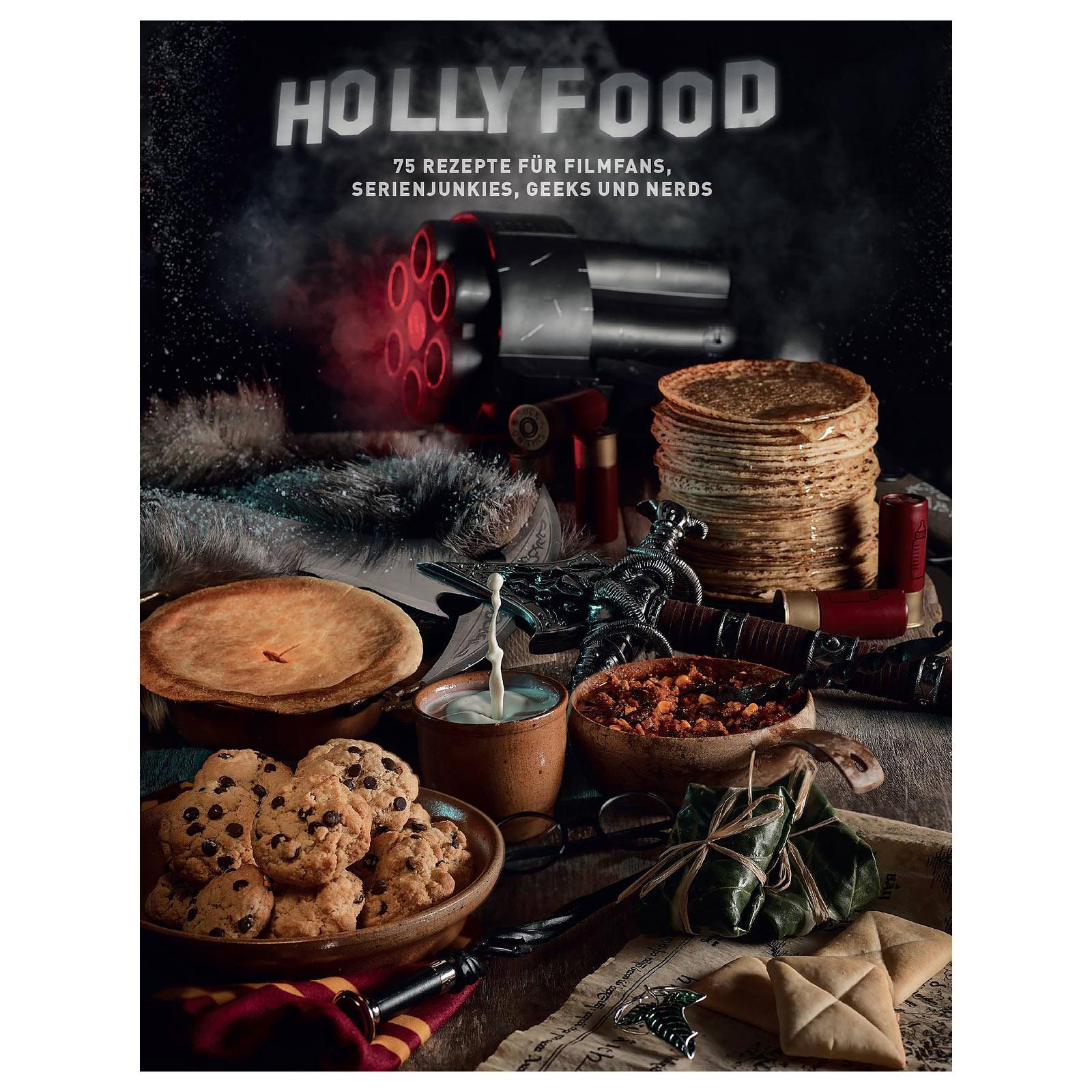 Hollyfood - Kochbuch für Filmfans, Serienjunkies, Geeks und Nerds