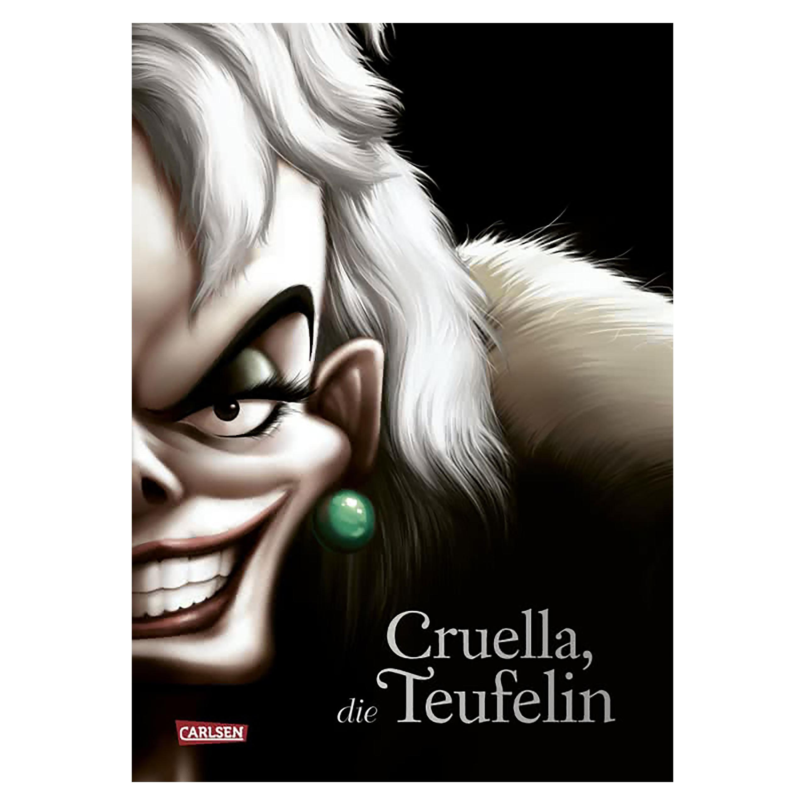 Disney Villains 7 - Cruella, die Teufelin