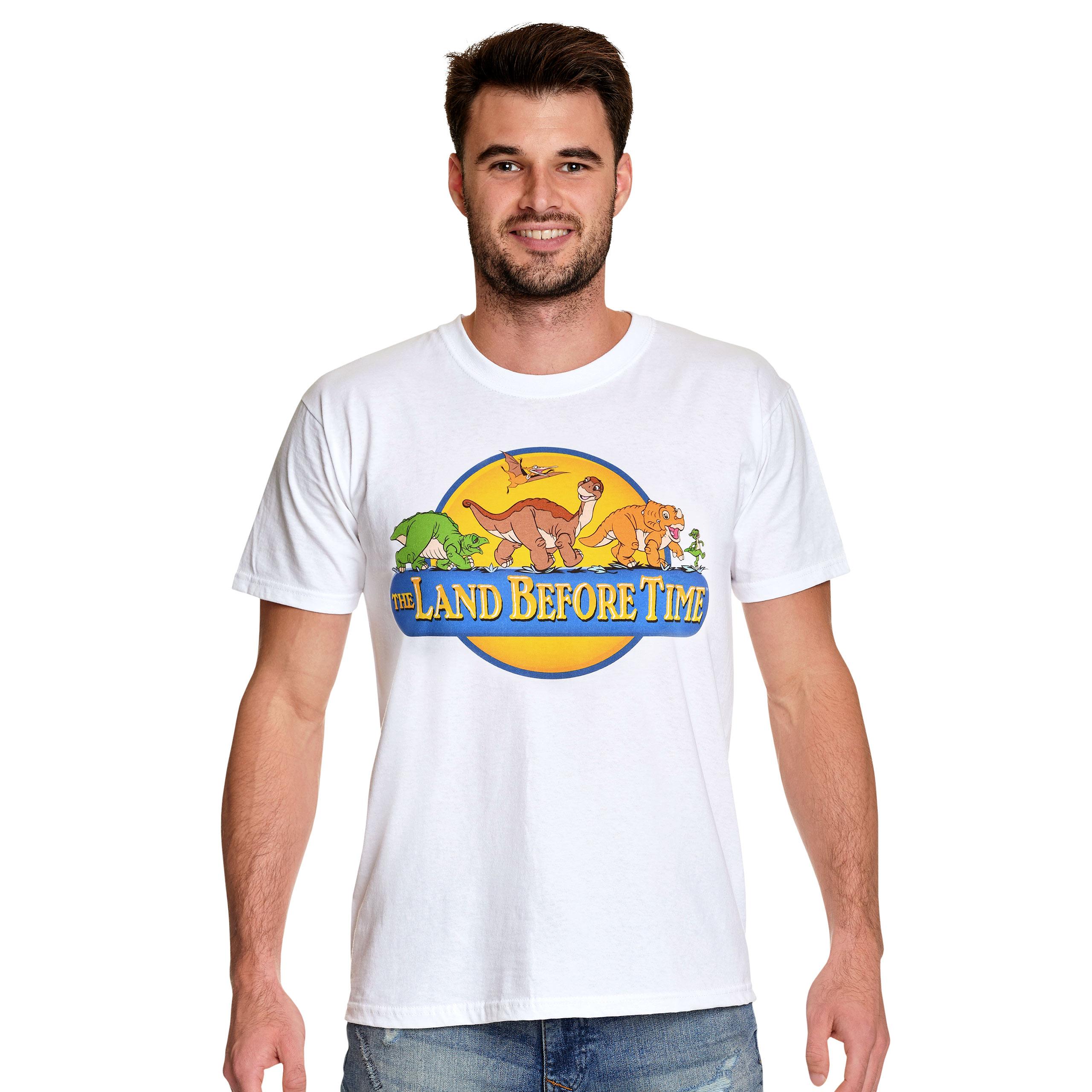 In einem Land vor unserer Zeit - Group T-Shirt weiß