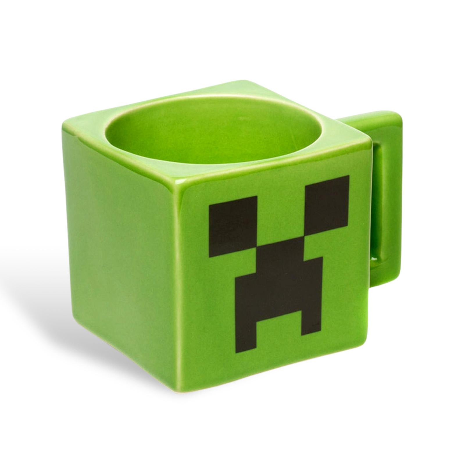Minecraft - Creeper Face Tasse