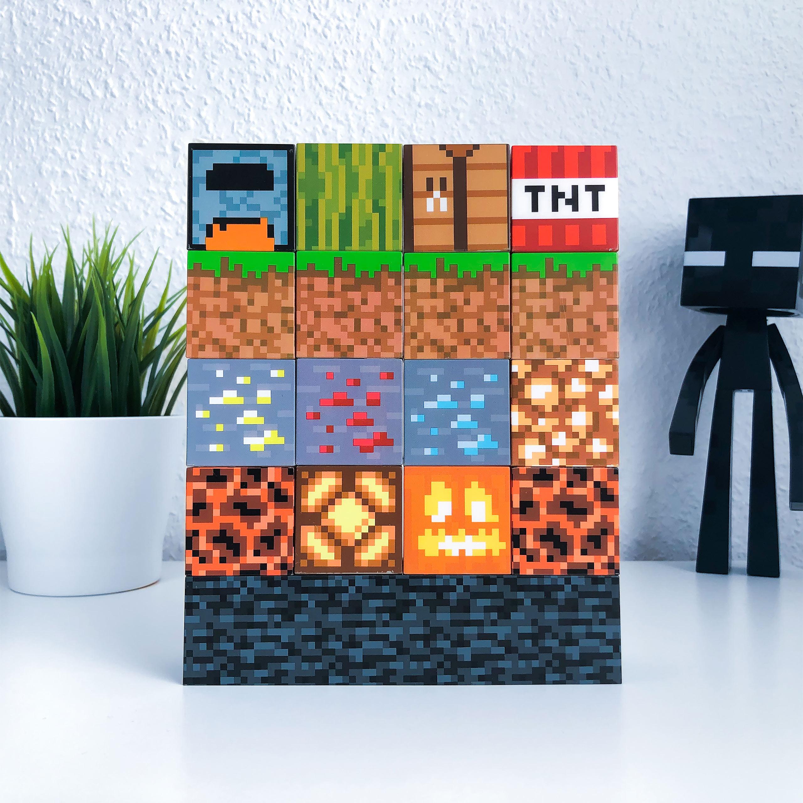 Minecraft - Block Tischlampe