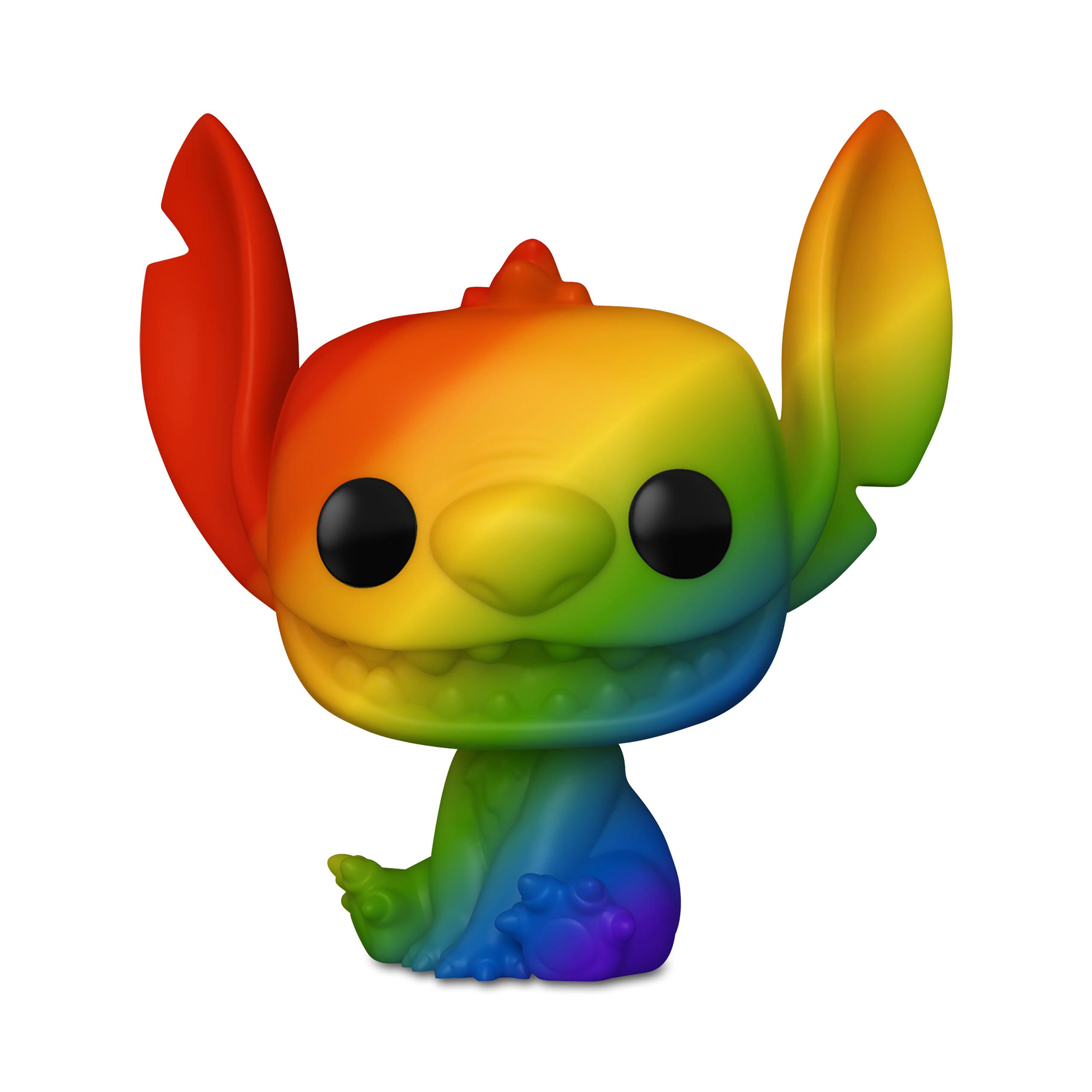 Lilo & Stitch - Stitch Rainbow Funko Pop Figur