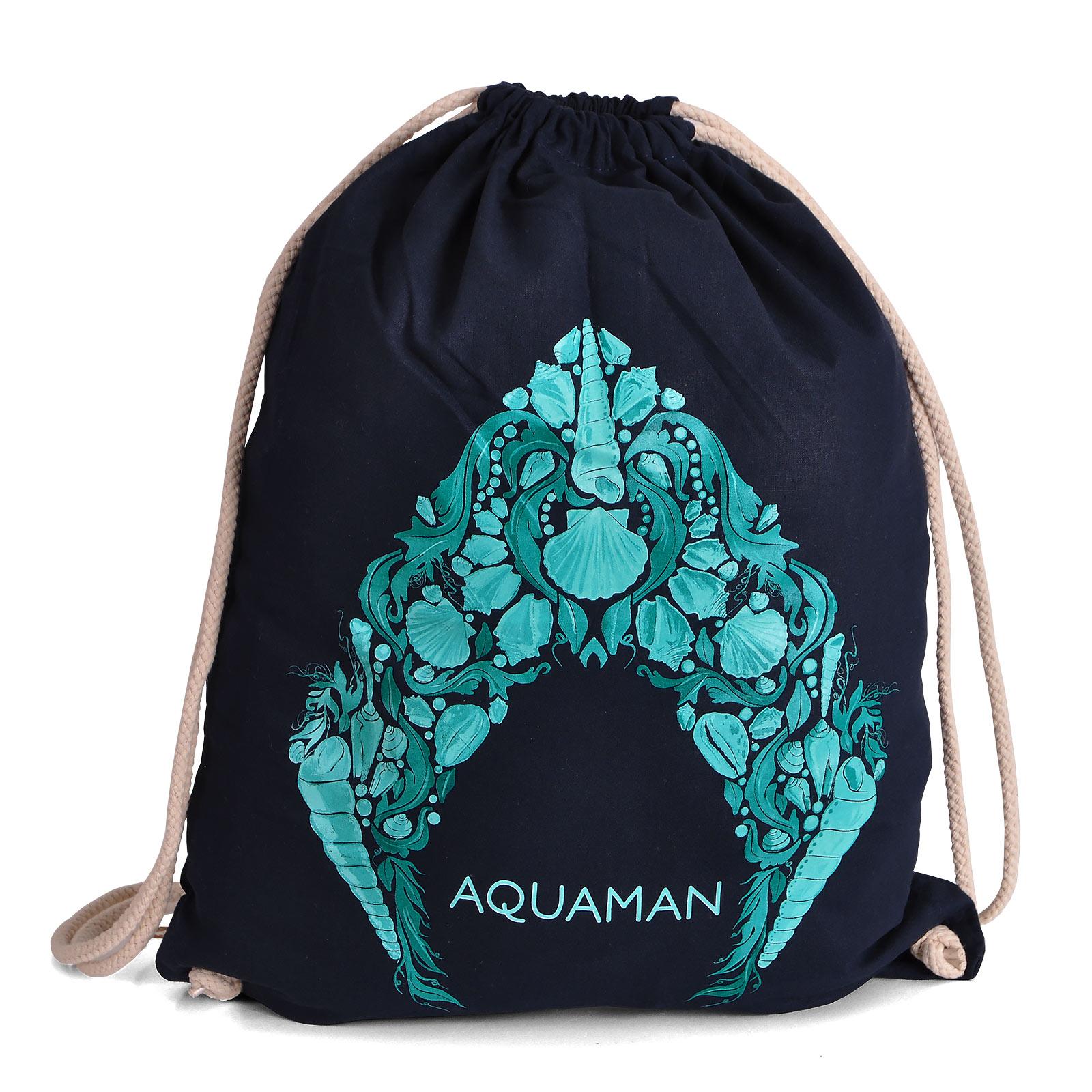 Aquaman - Logo Sportbag