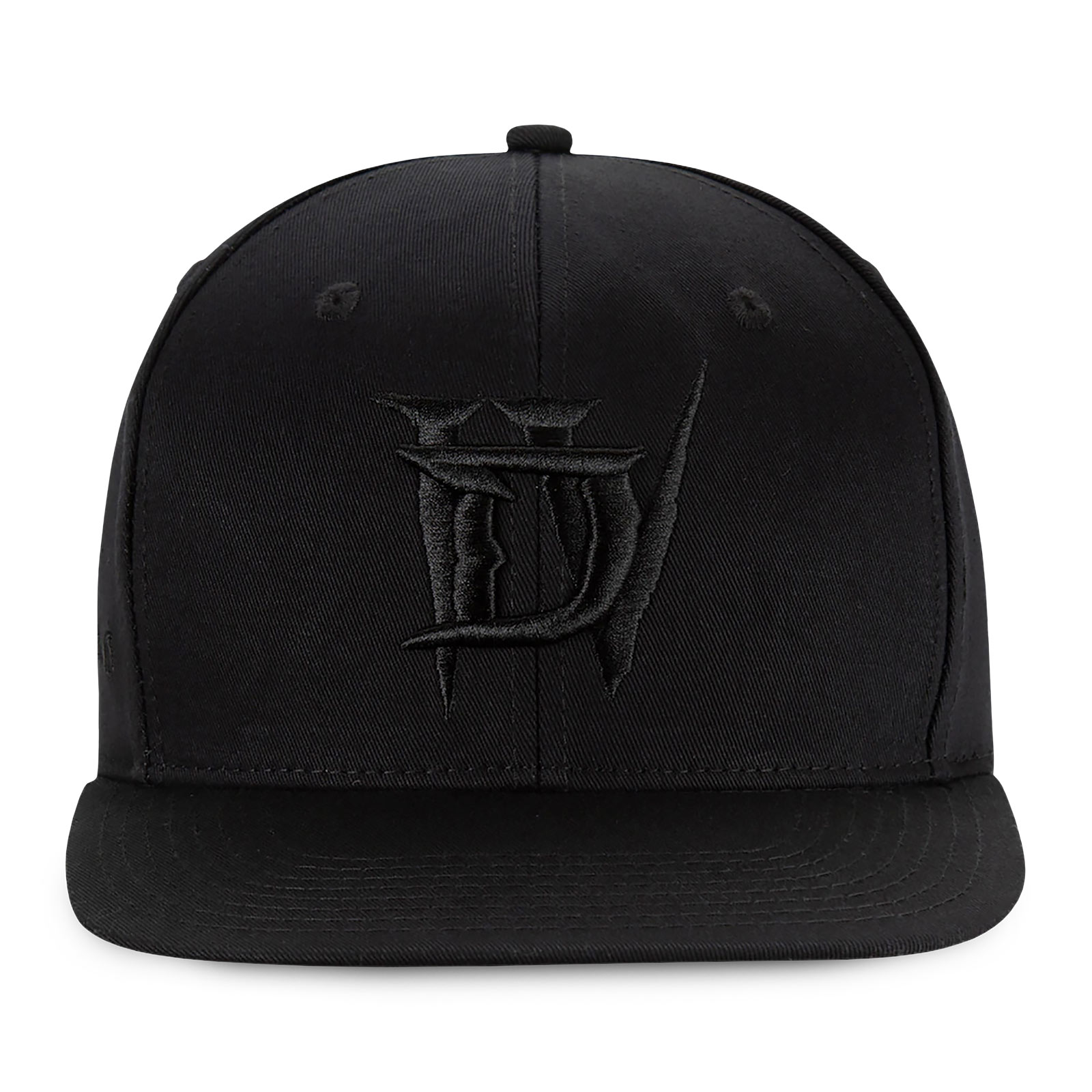 Diablo IV - Blackout Snapback Cap schwarz
