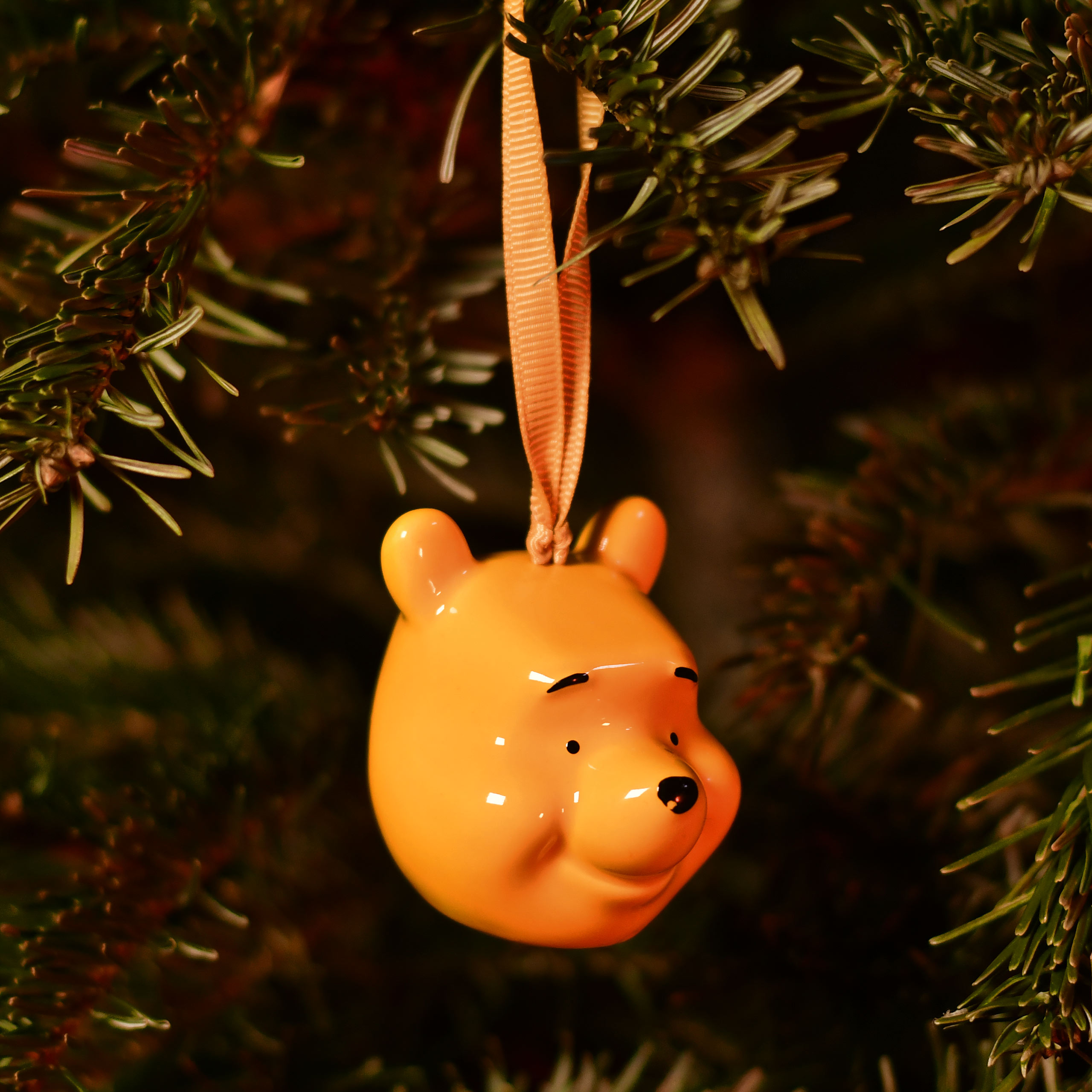 Winnie Puuh Weihnachtsbaum-Schmuck