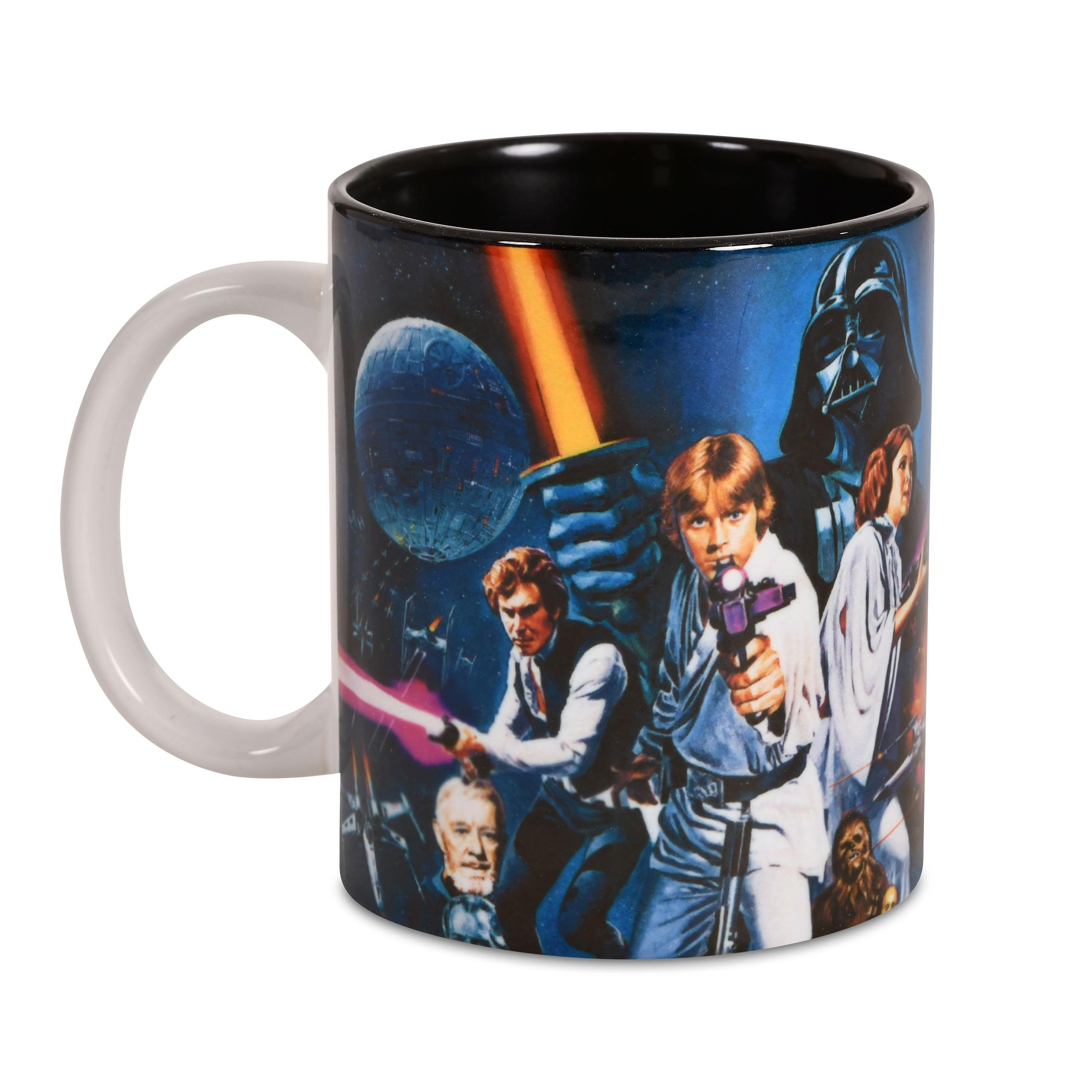 Star Wars - Heroes Classic Tasse