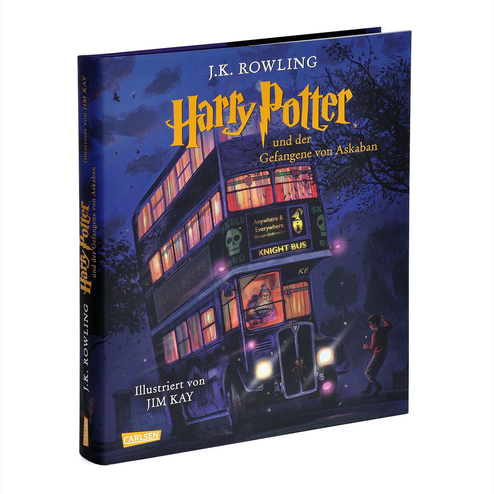 Harry Potter und der Gefangene von Askaban - Schmuckausgabe