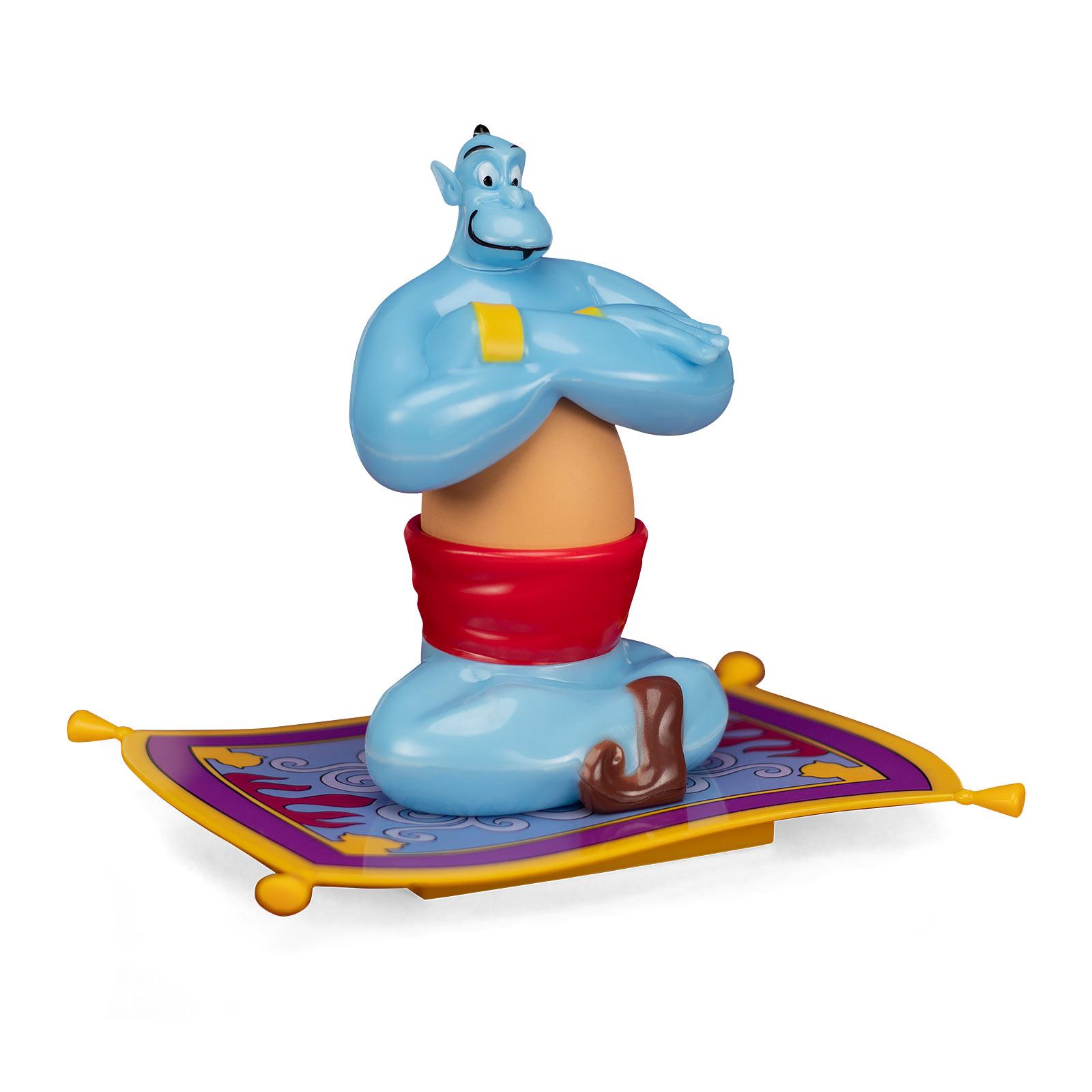 Aladdin - Dschinni auf fliegendem Teppich Eierbecher