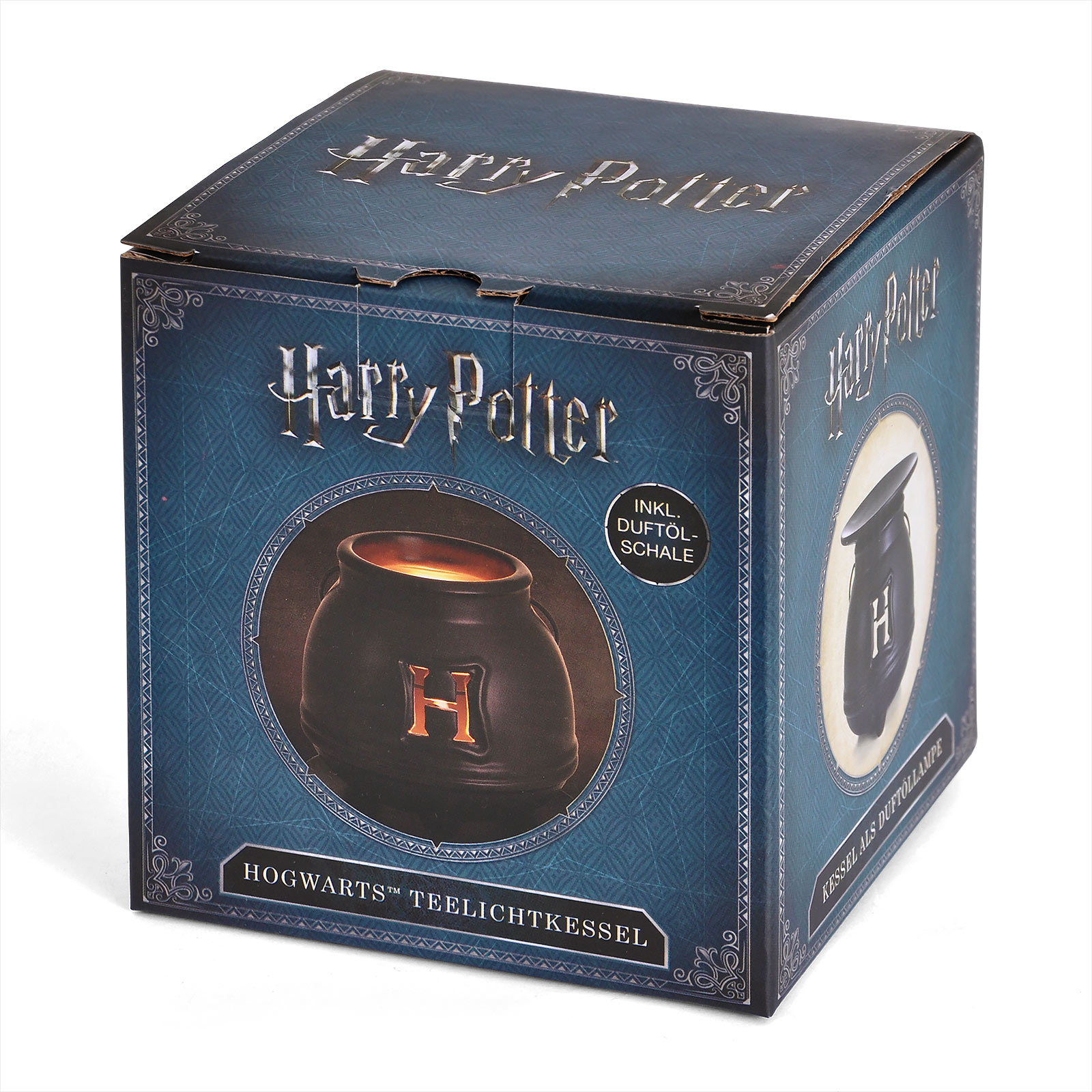 Harry Potter - Hogwarts Teelichtkessel