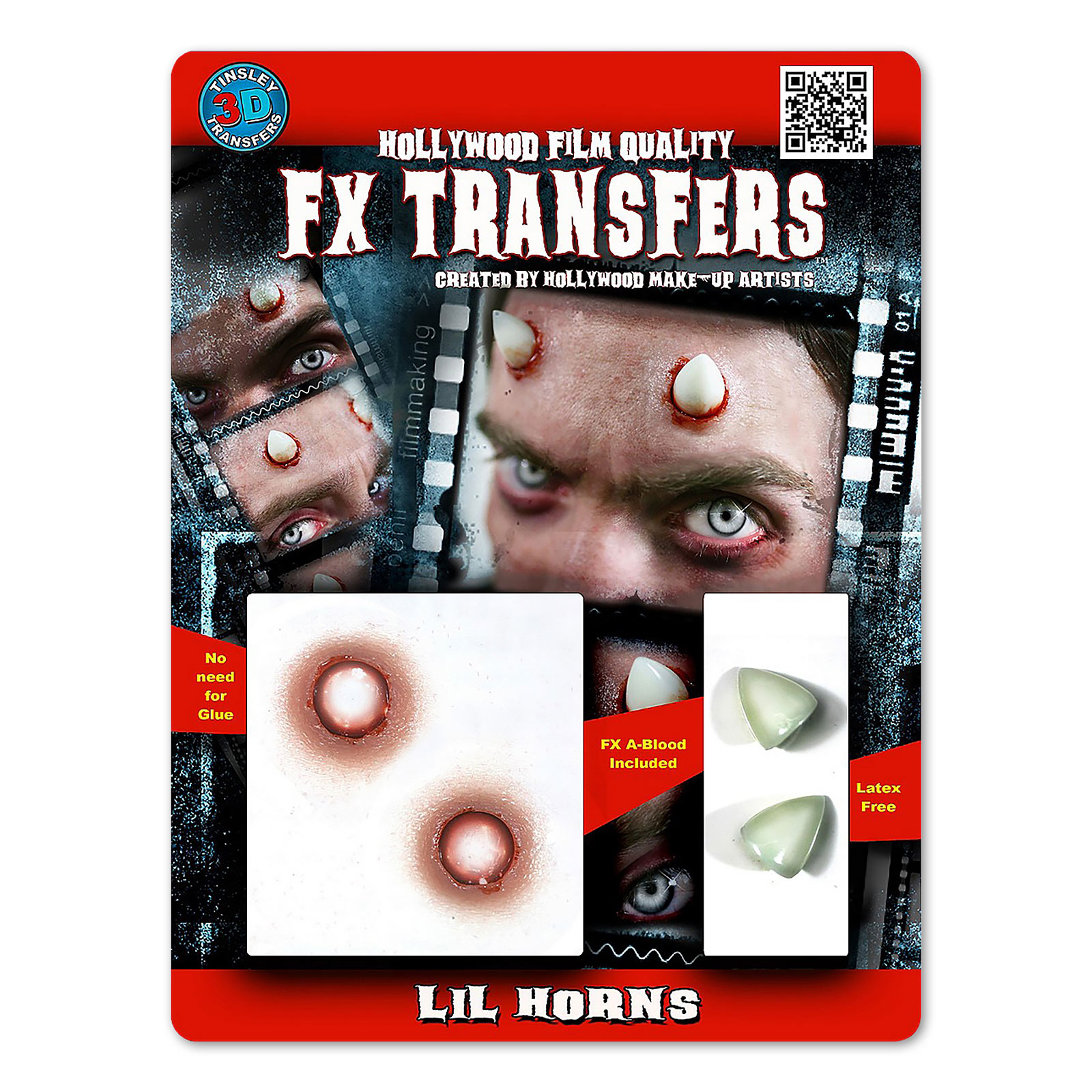 Hörner 3D FX Transfers