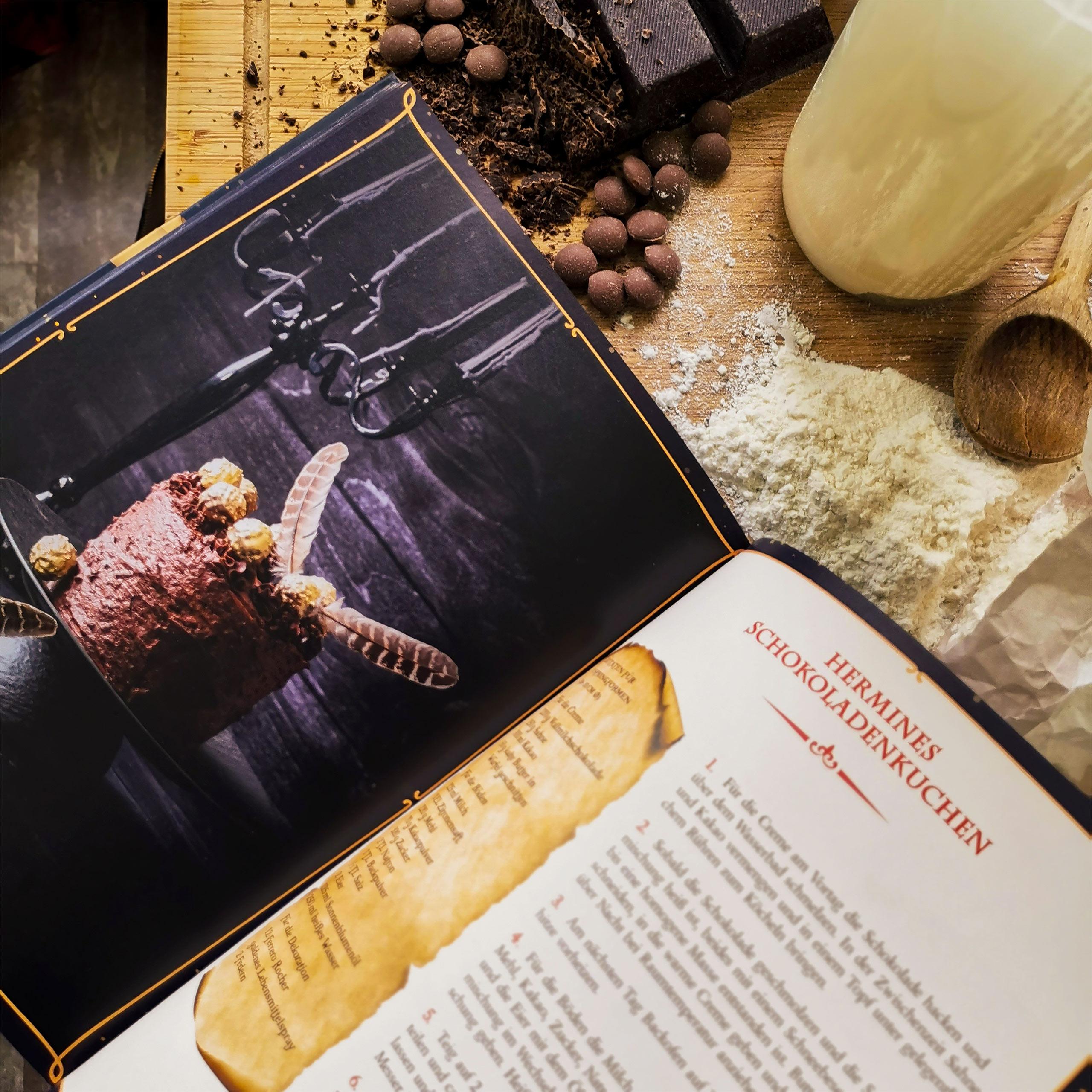 Das inoffizielle Harry Potter Koch- und Backbuch