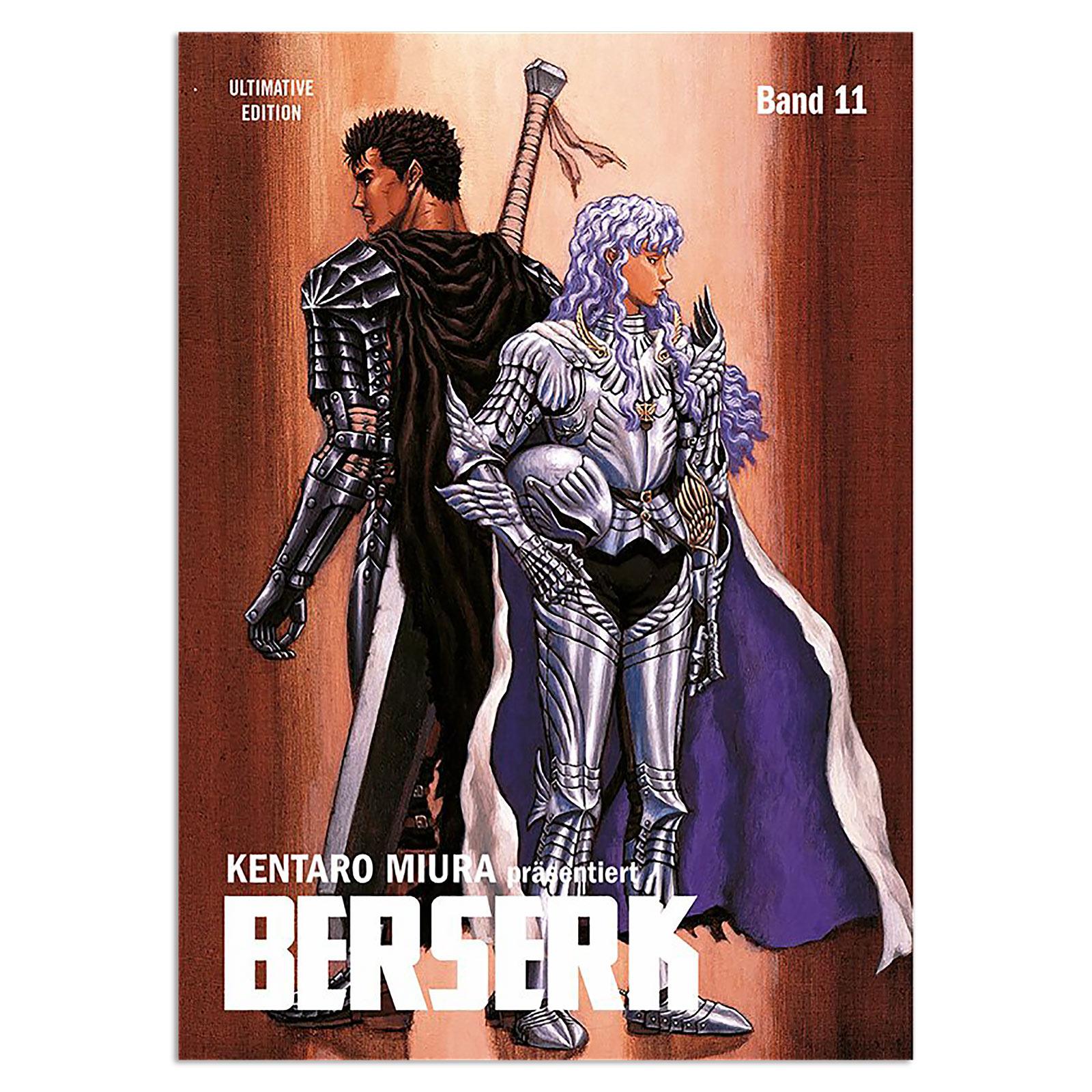 Berserk - Manga Band 11 Ultimate Edition