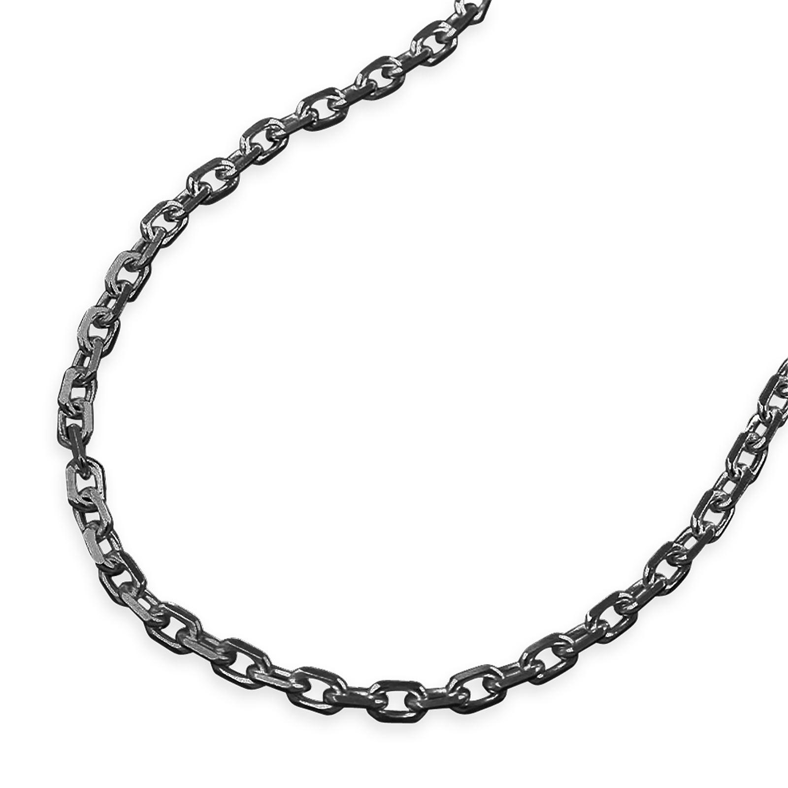 Collierkette schwarz 42 cm