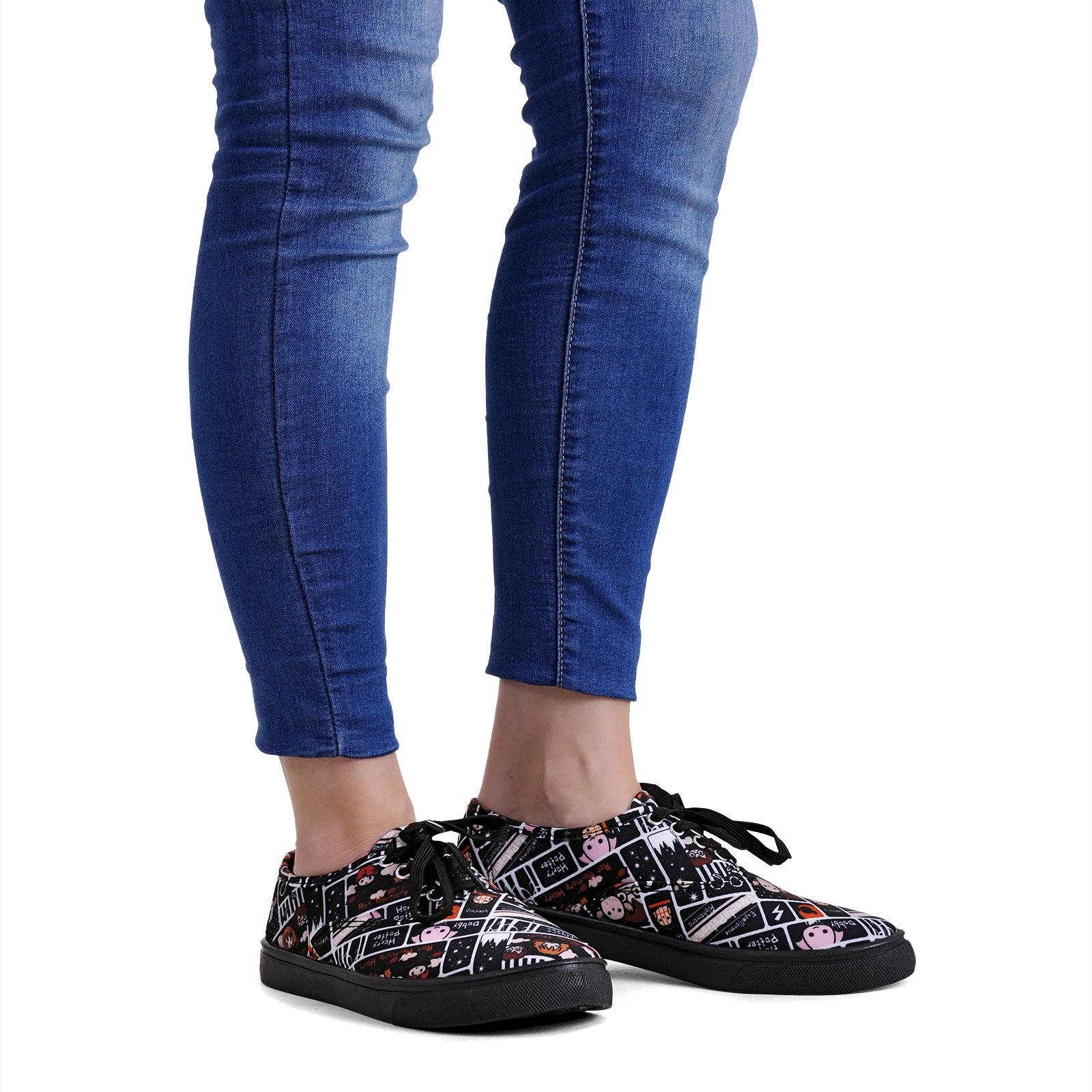 Harry Potter - Chibi Sneaker Damen