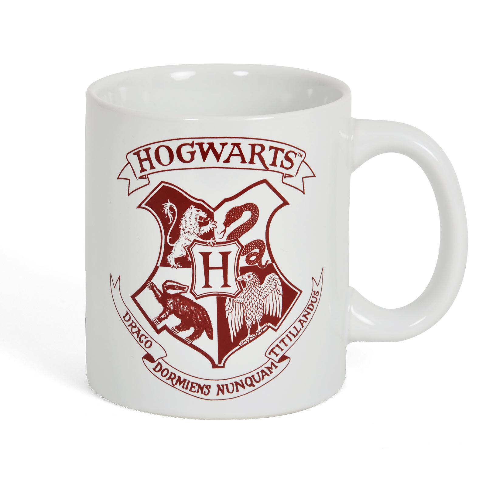 Harry Potter - Grimm Tasse weiß