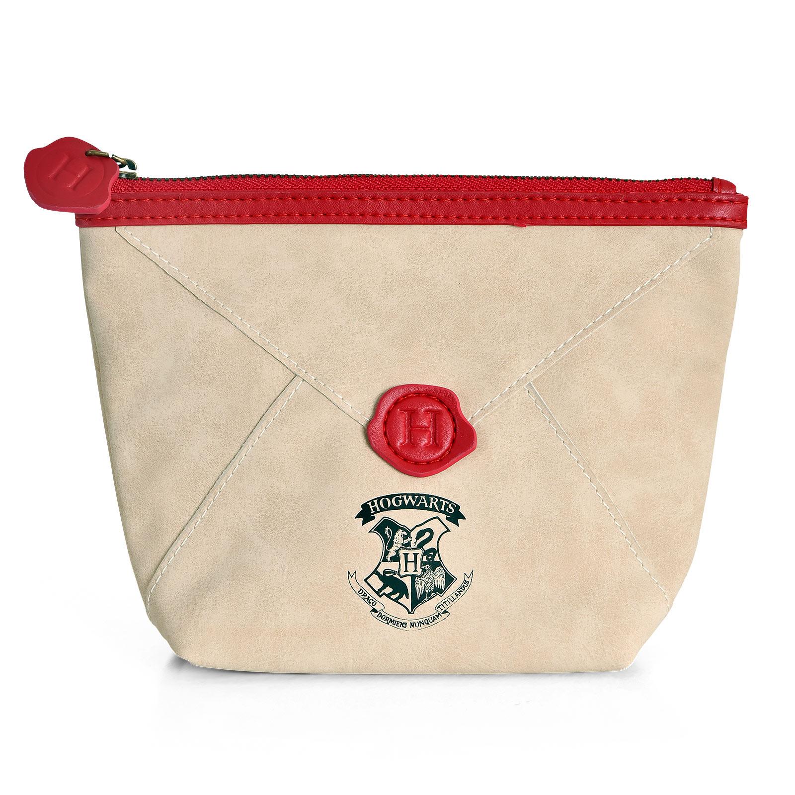 Hogwarts Brief Kosmetiktasche - Harry Potter