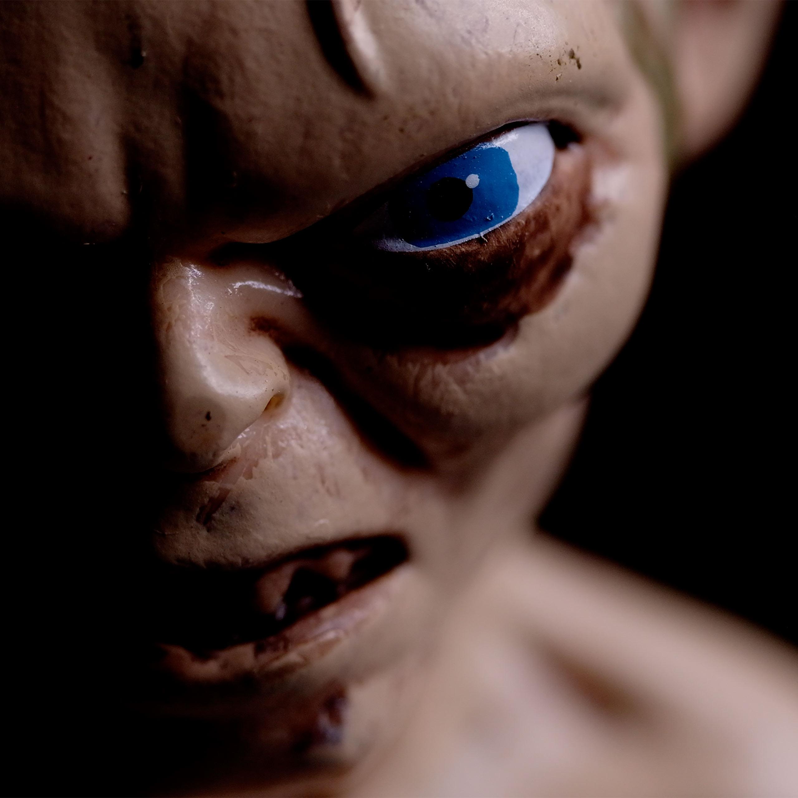 Herr der Ringe - Gollum Bendyfigs Figur 18 cm