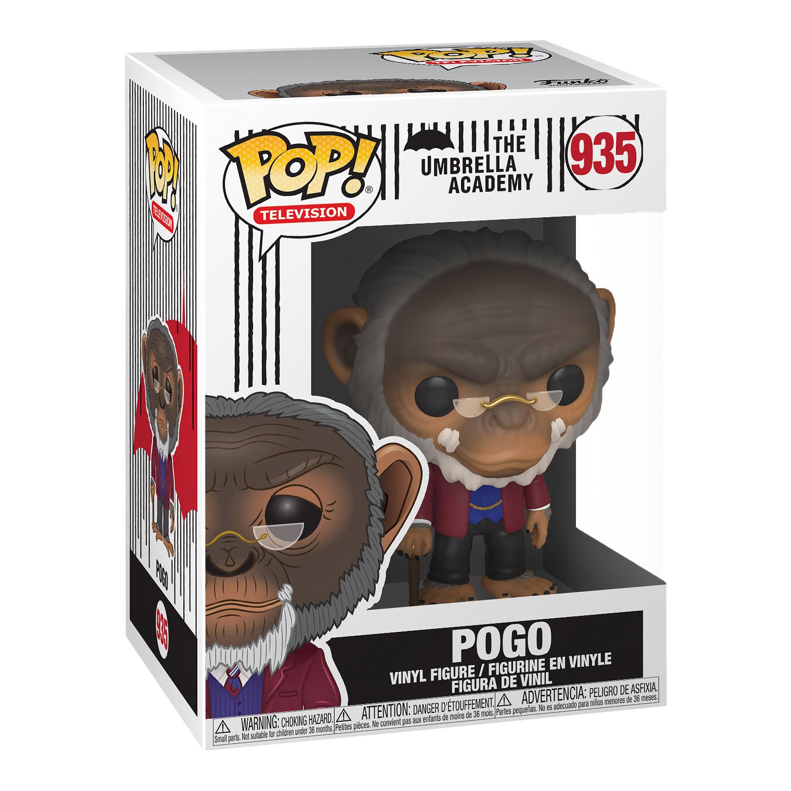 The Umbrella Academy - Pogo Funko Pop Figur
