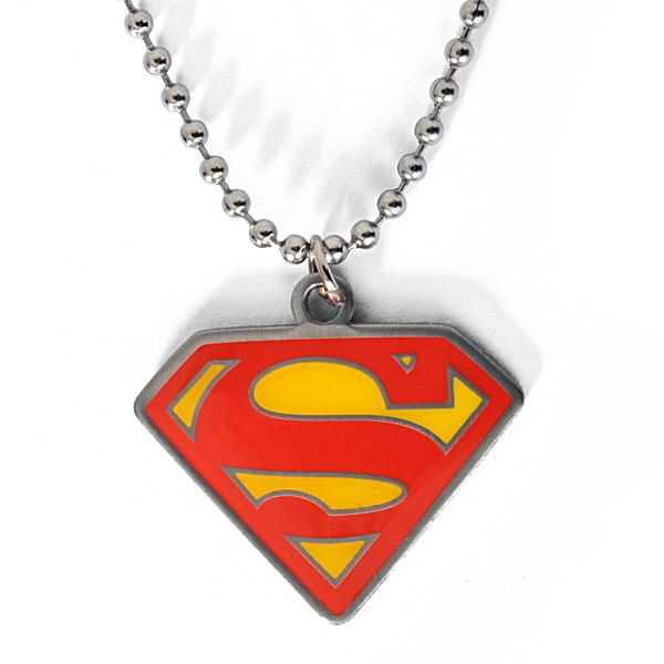 Superman Logo Kette