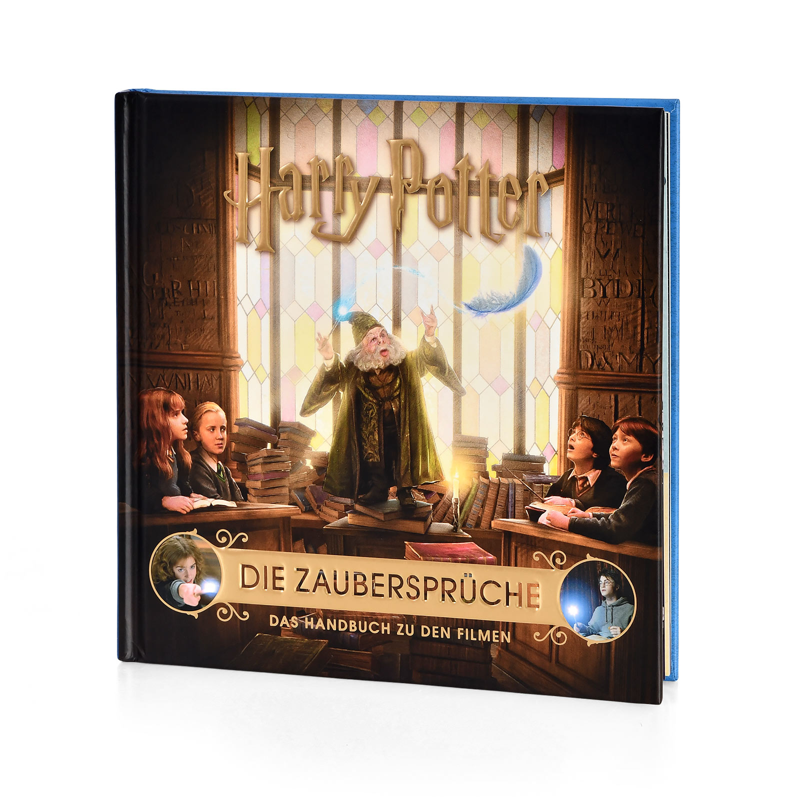 Harry Potter - Die Zaubersprüche