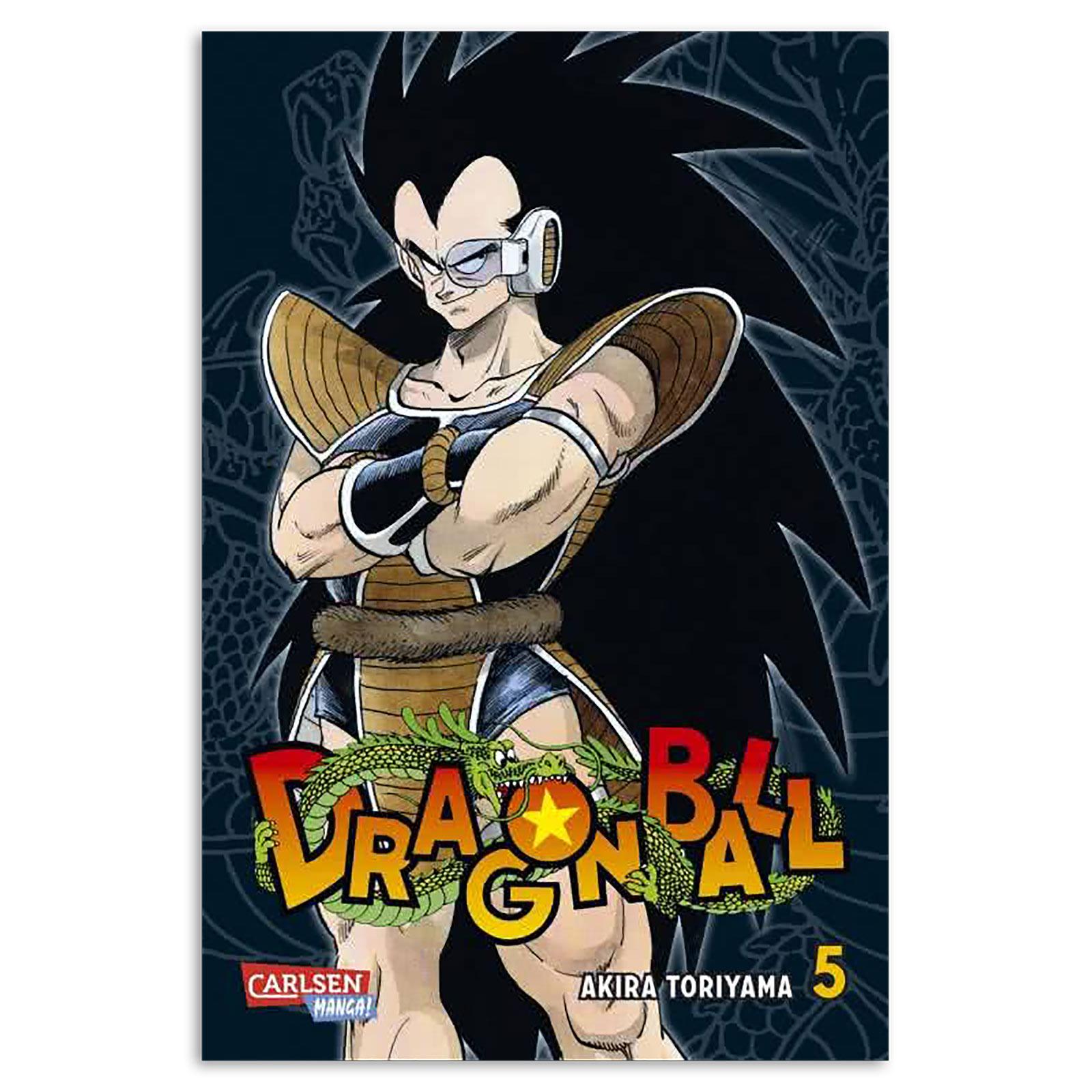 Dragon Ball - Sammelband 5 Taschenbuch