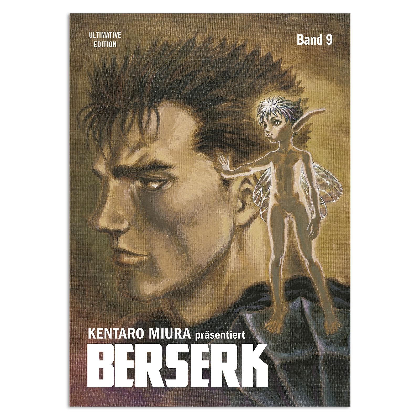 Berserk - Band 9 Taschenbuch Ultimate Edition