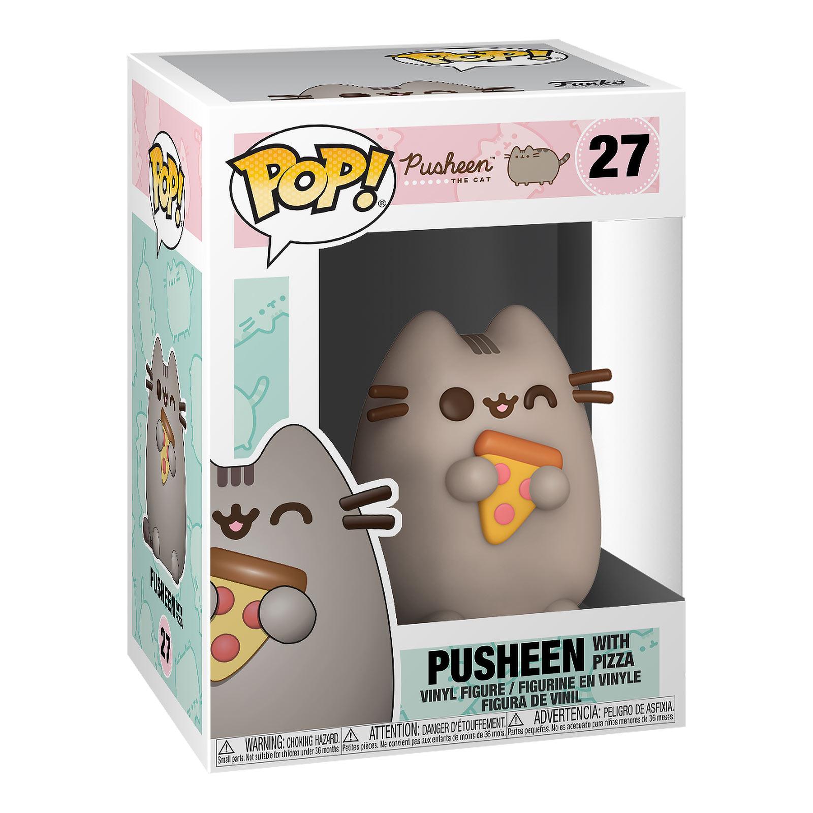 Pusheen mit Pizza Funko Pop Figur