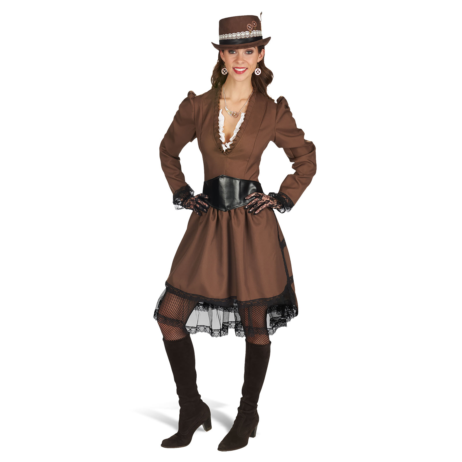 Steampunk Lady - Kostüm