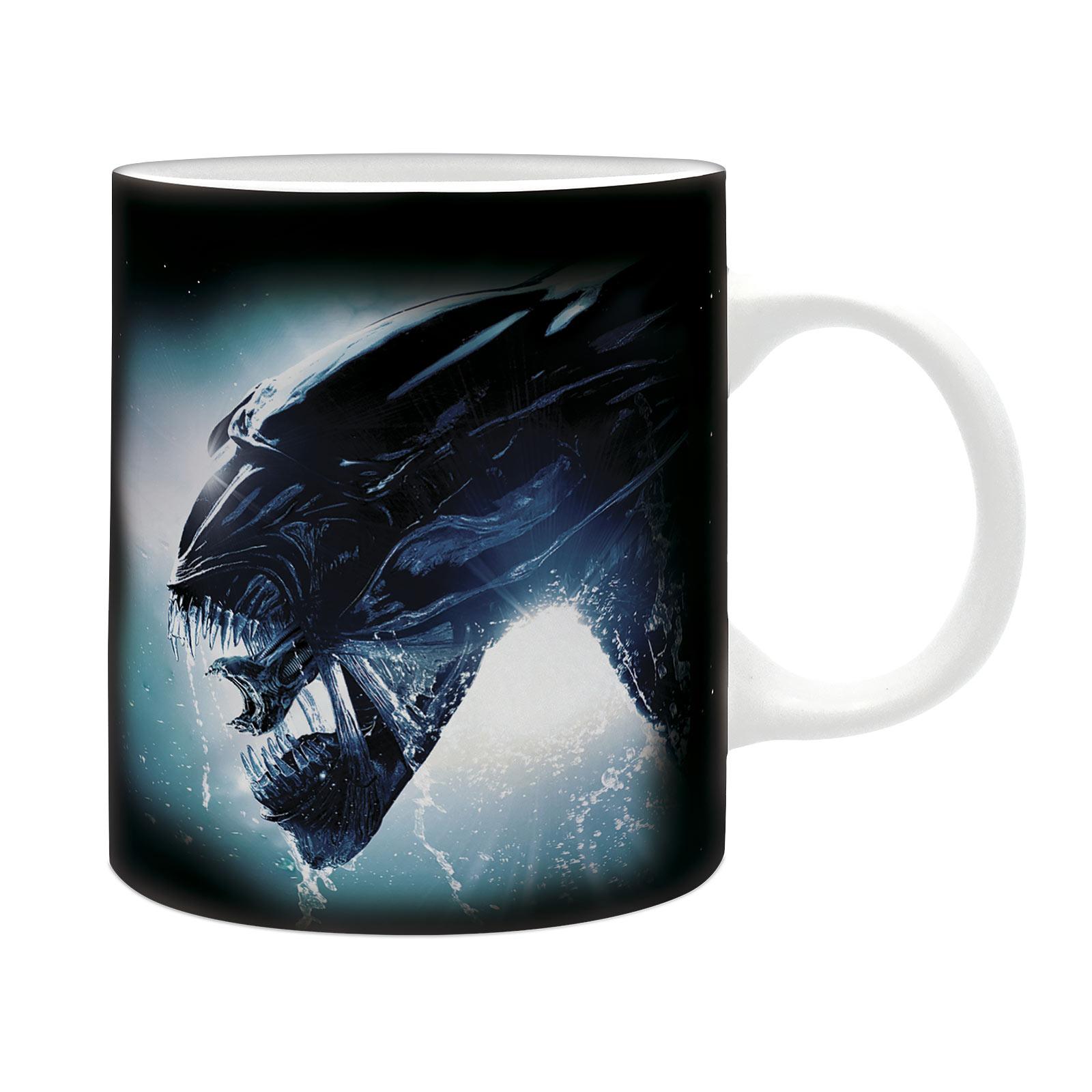 Alien - Xenomorph Tasse
