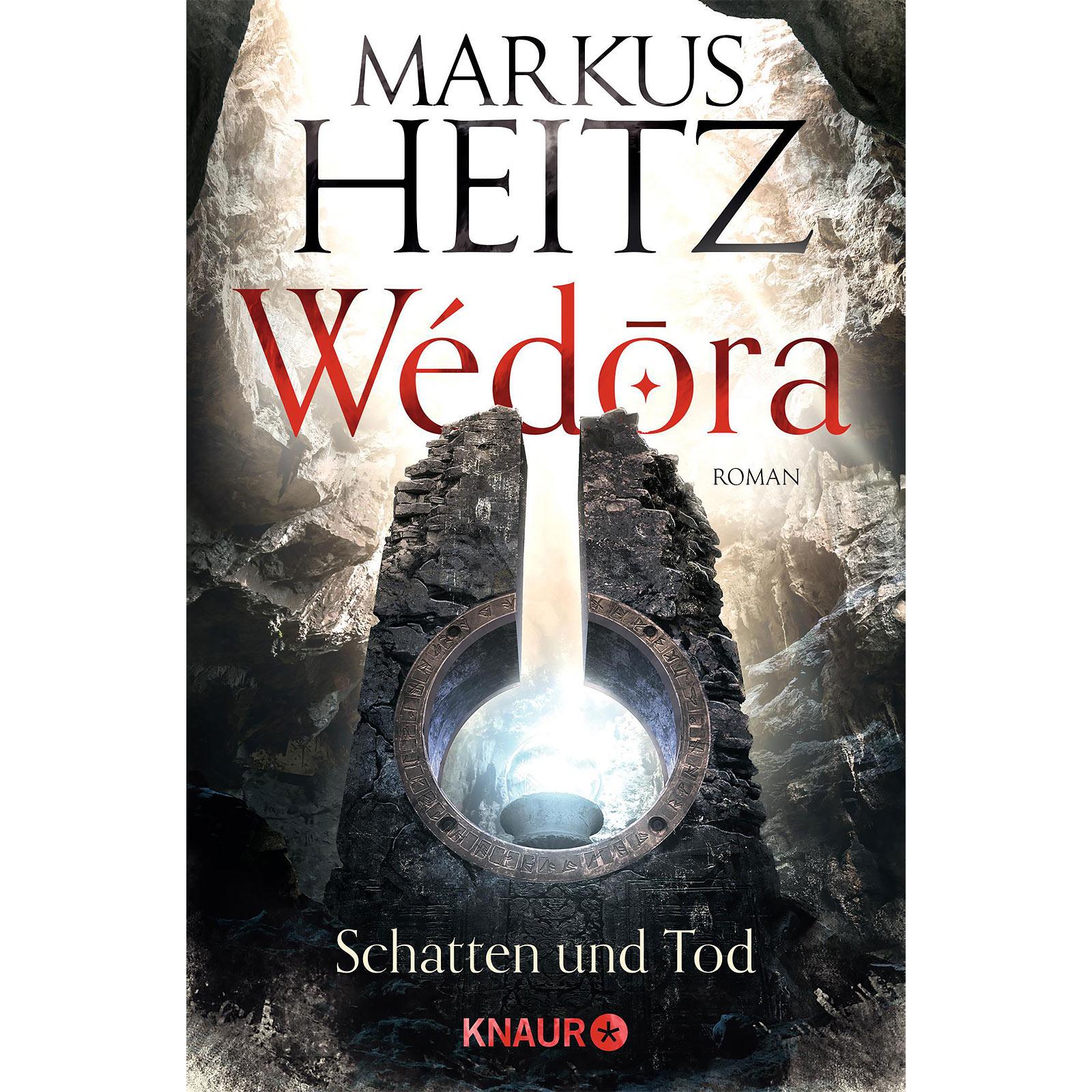 Wédora - Schatten und Tod - Taschenbuch