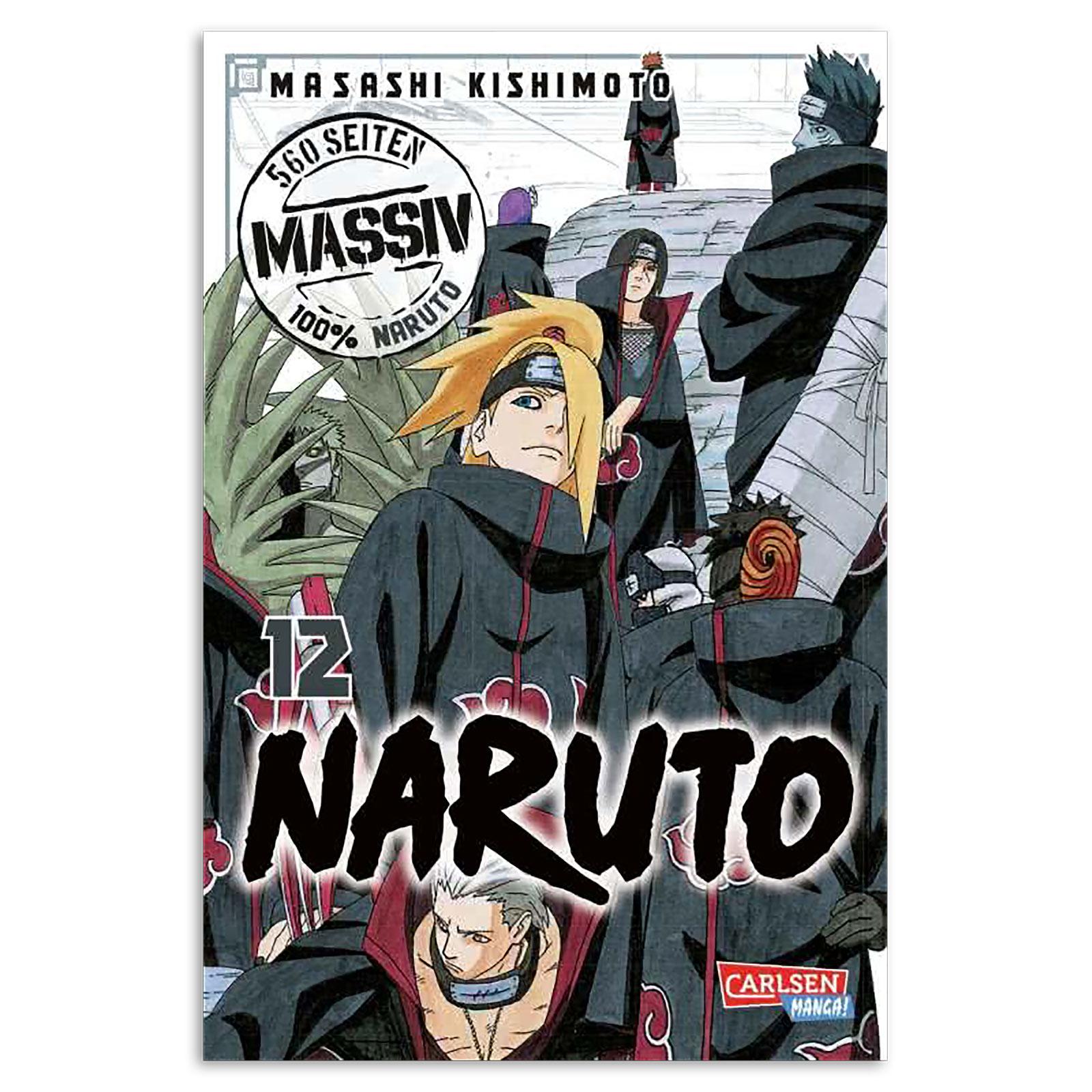 Naruto - Sammelband 12 Taschenbuch