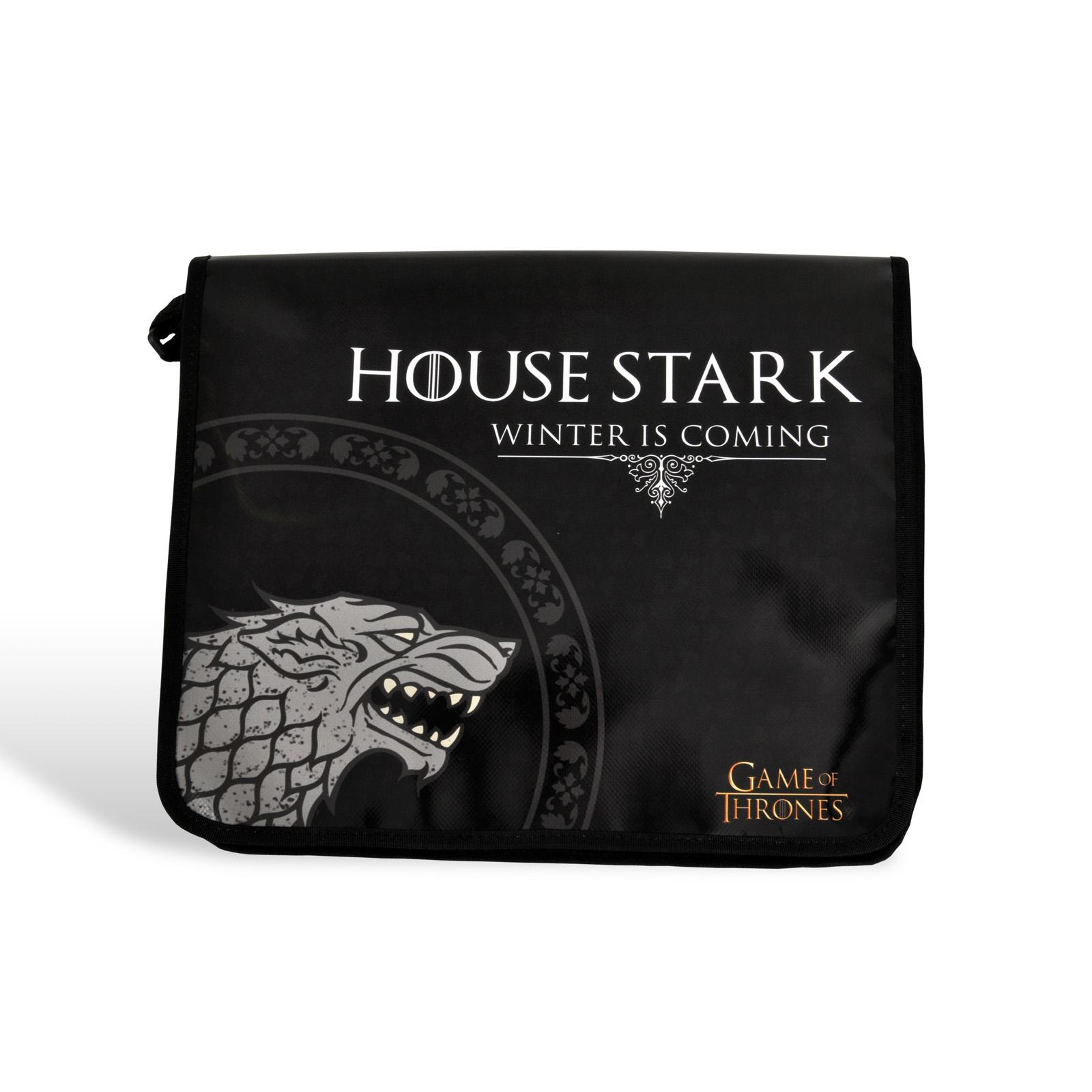 Game of Thrones - House Stark Wappen Tasche