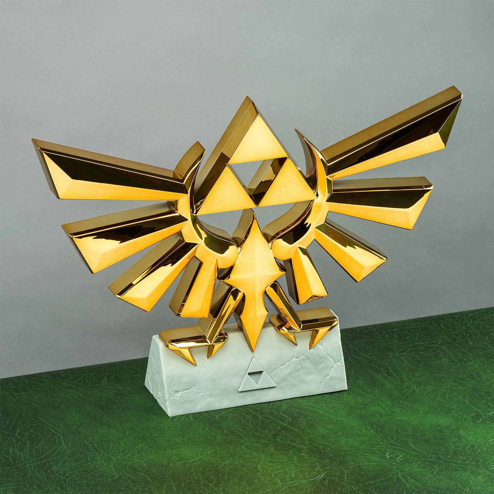 Zelda - Hyrule Logo Tischlampe