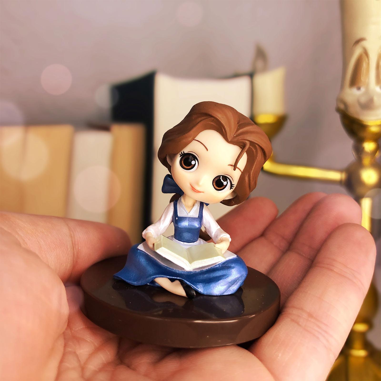 Die Schöne und das Biest - Belle Q Posket Figur 5 cm