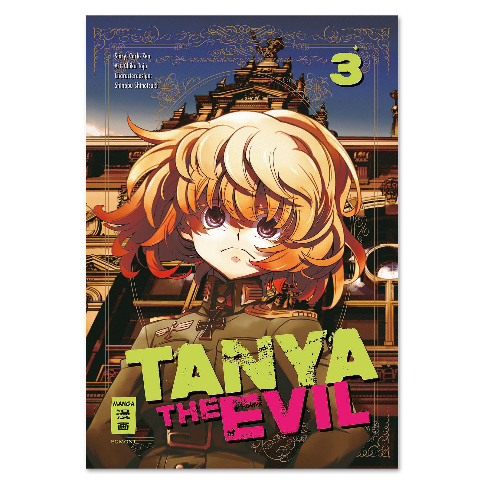 Tanya the Evil - Band 3 Taschenbuch