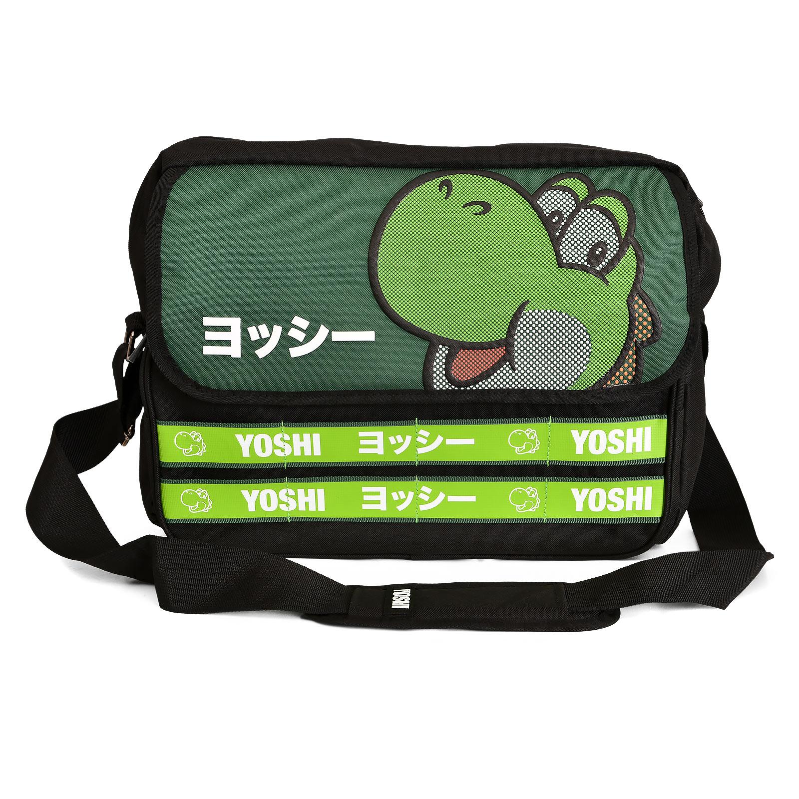 Super Mario - Yoshi Tasche
