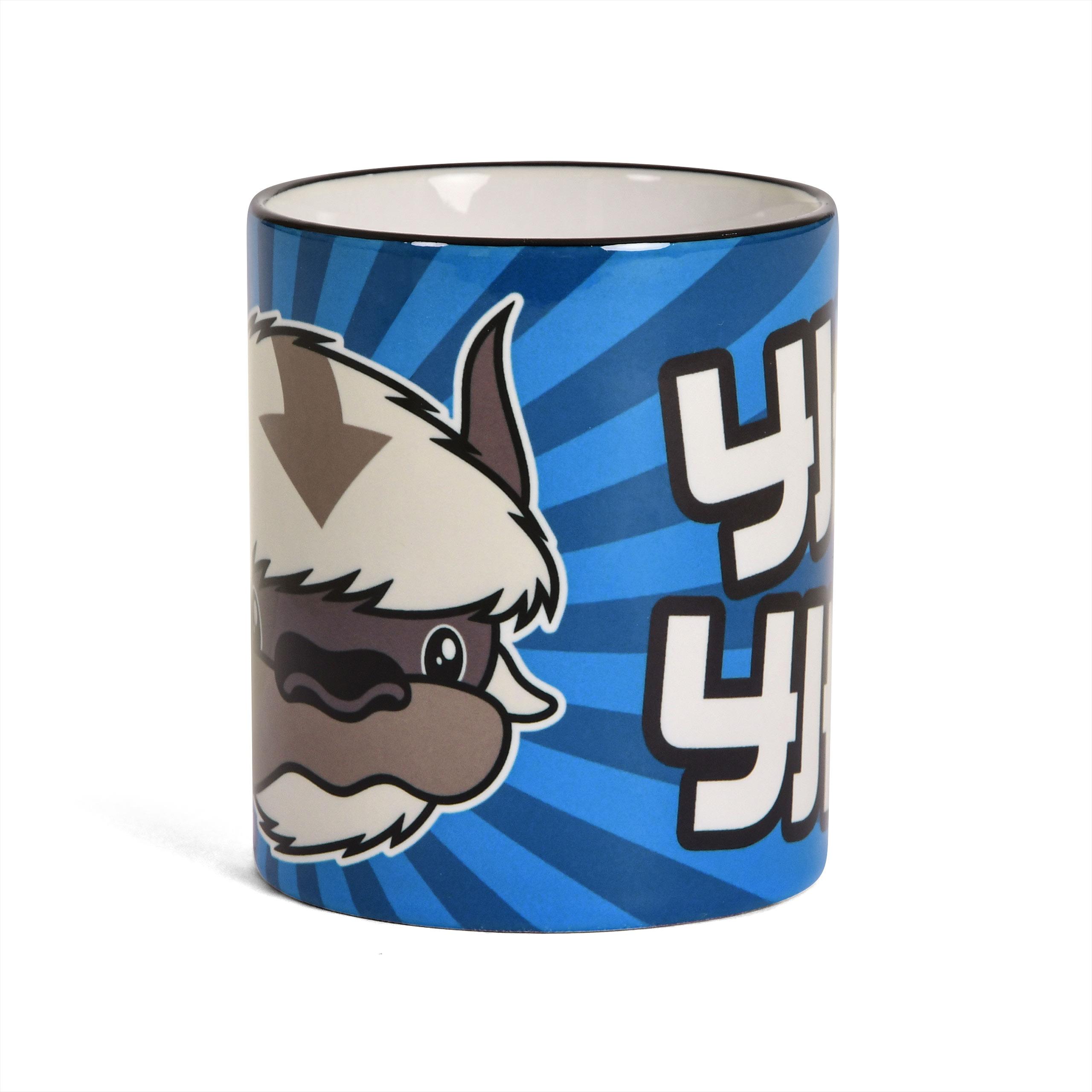Appa Yip Yip Tasse für Avatar Fans