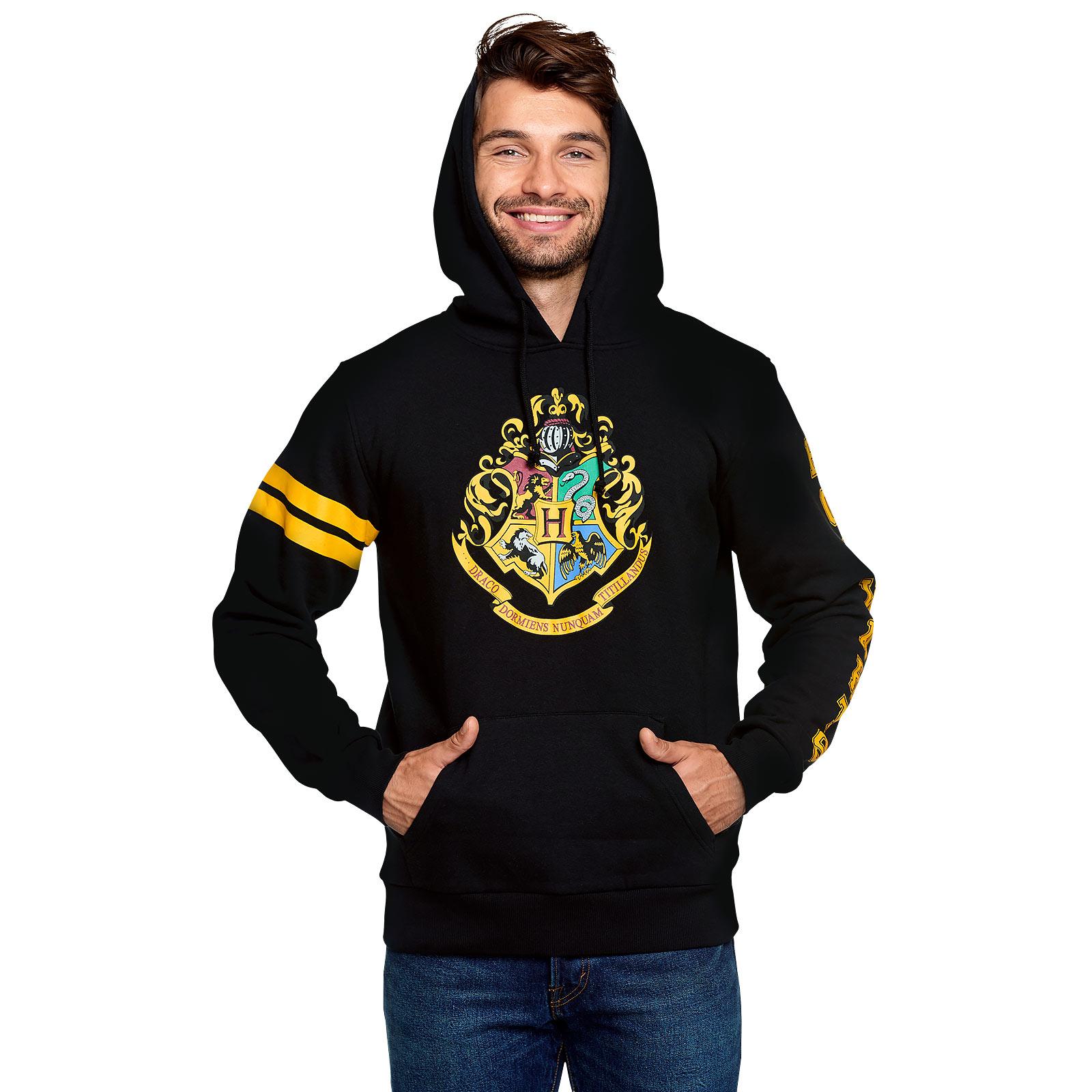 Harry Potter - Hogwarts Wappen Hoodie