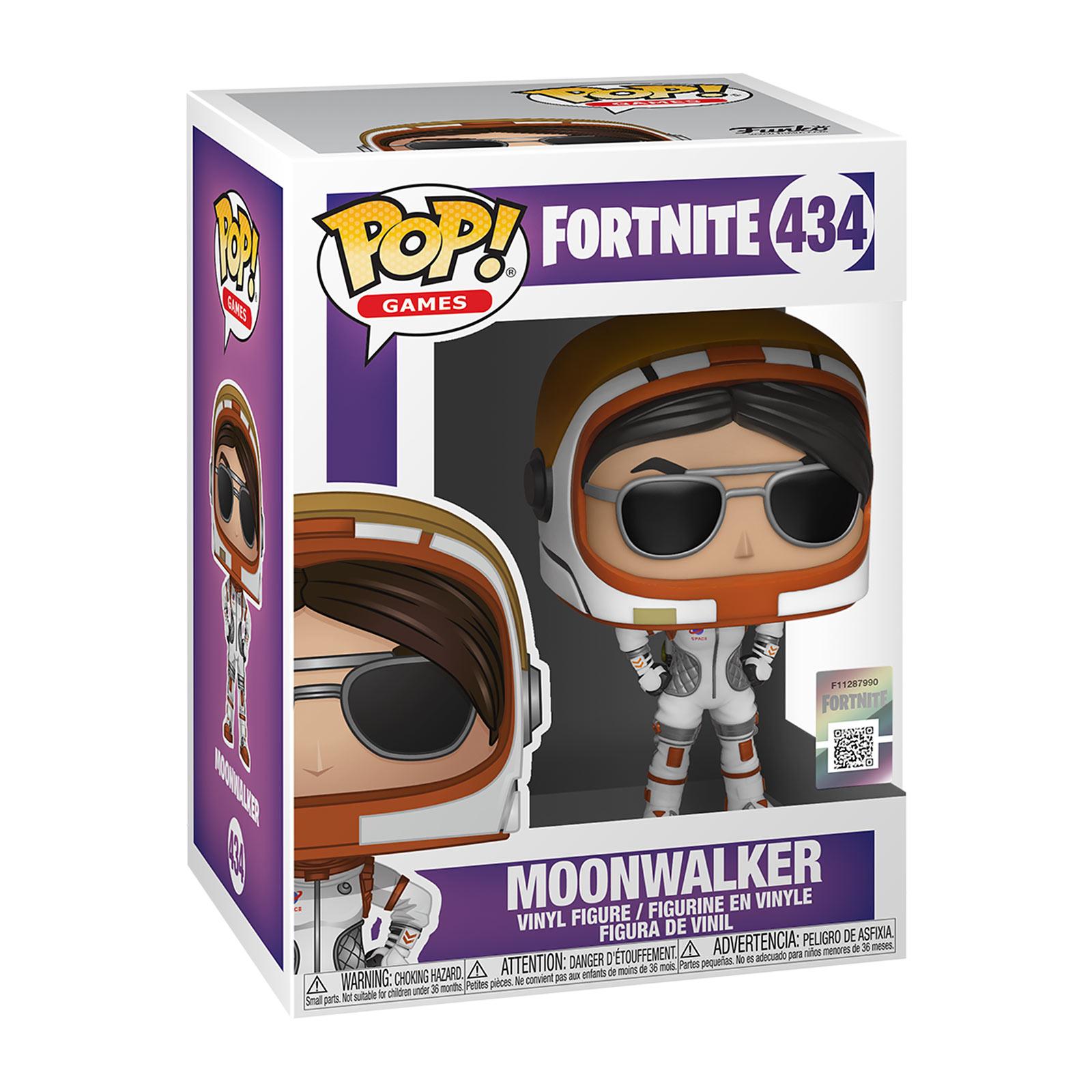 Fortnite - Moonwalker Funko Pop Figur