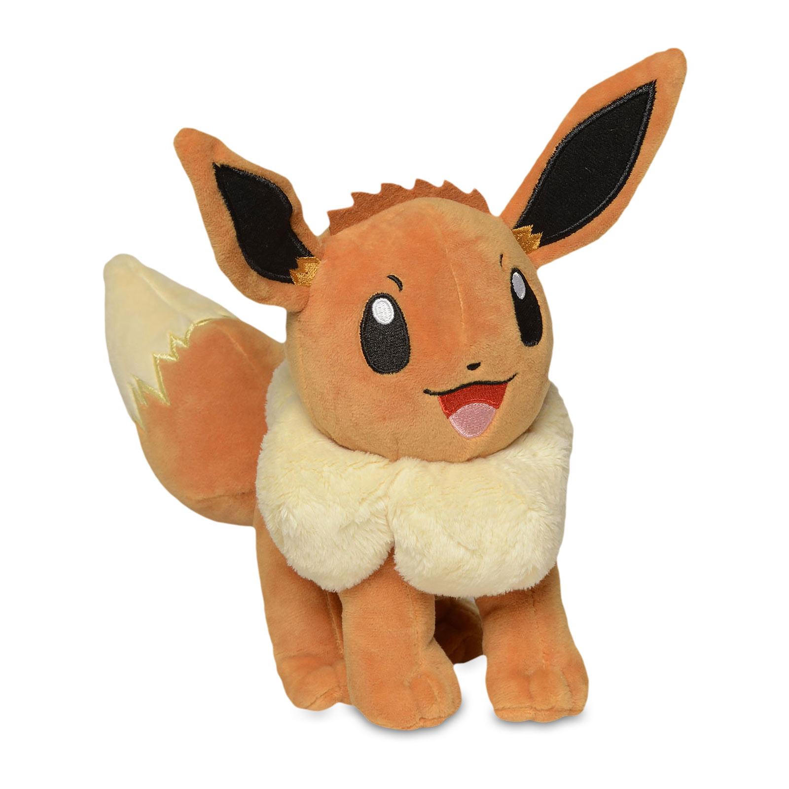 Pokemon - Evoli Plüsch Figur 22 cm