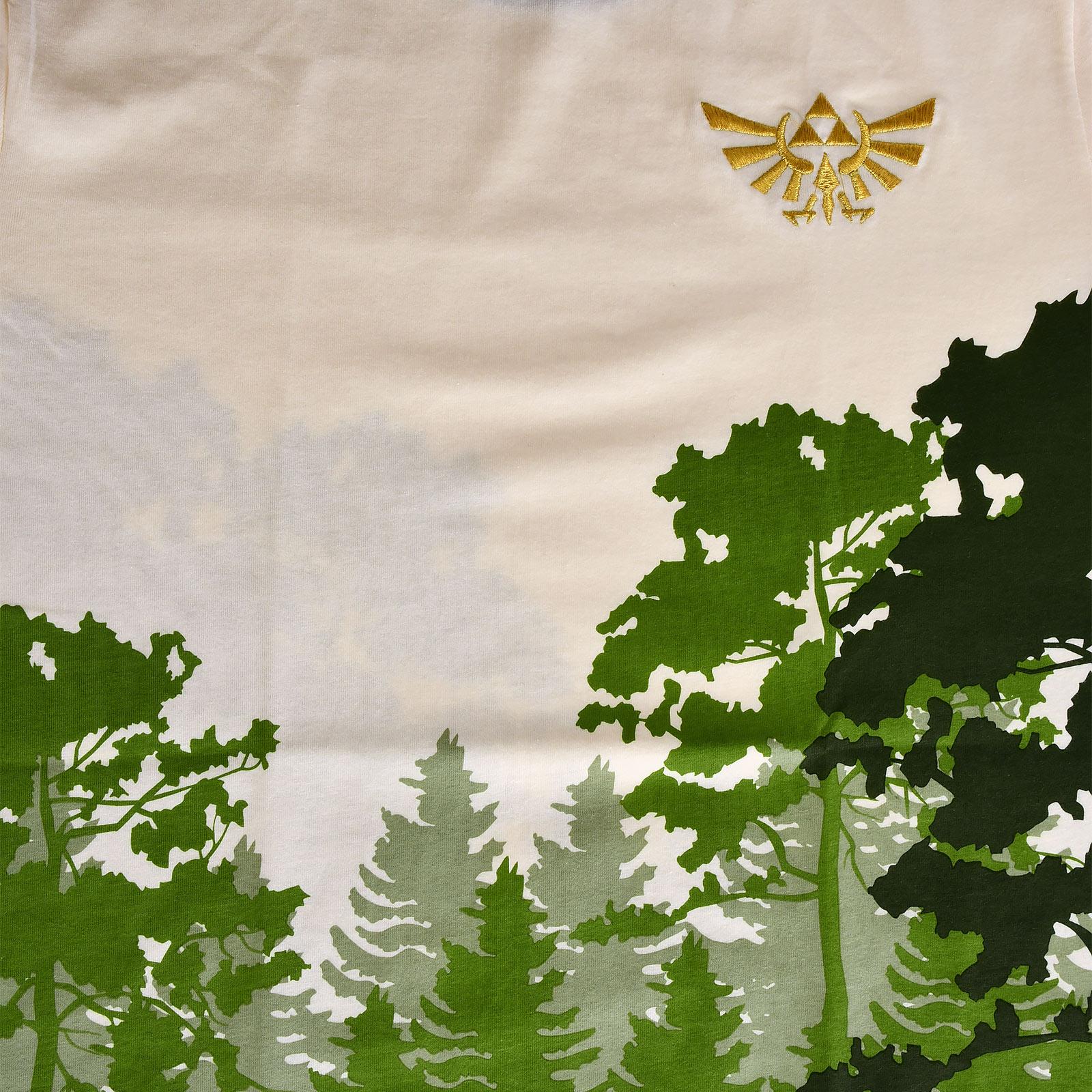 Zelda - Hyrule Green Forest T-Shirt