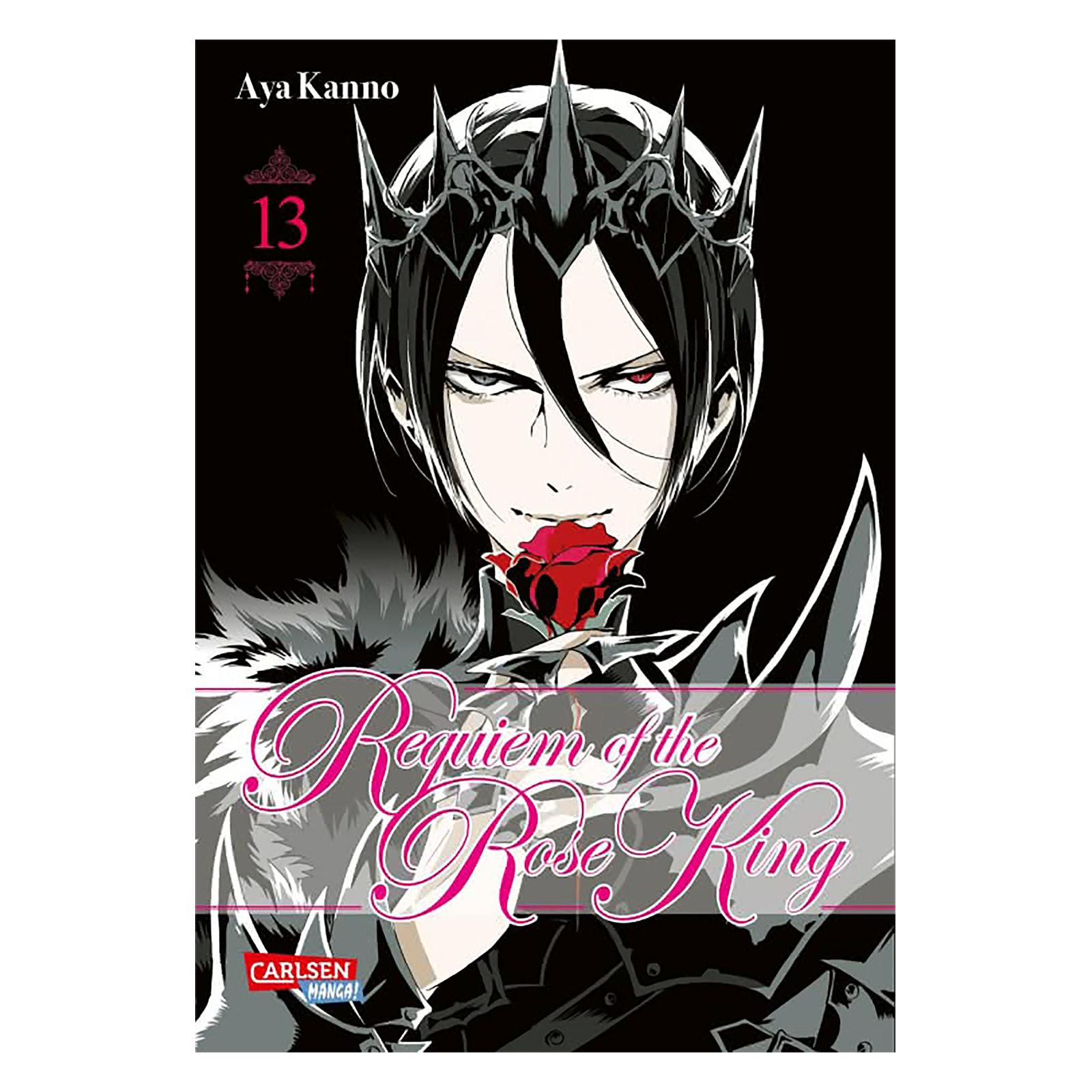 Requiem of the Rose King - Band 13 Taschenbuch