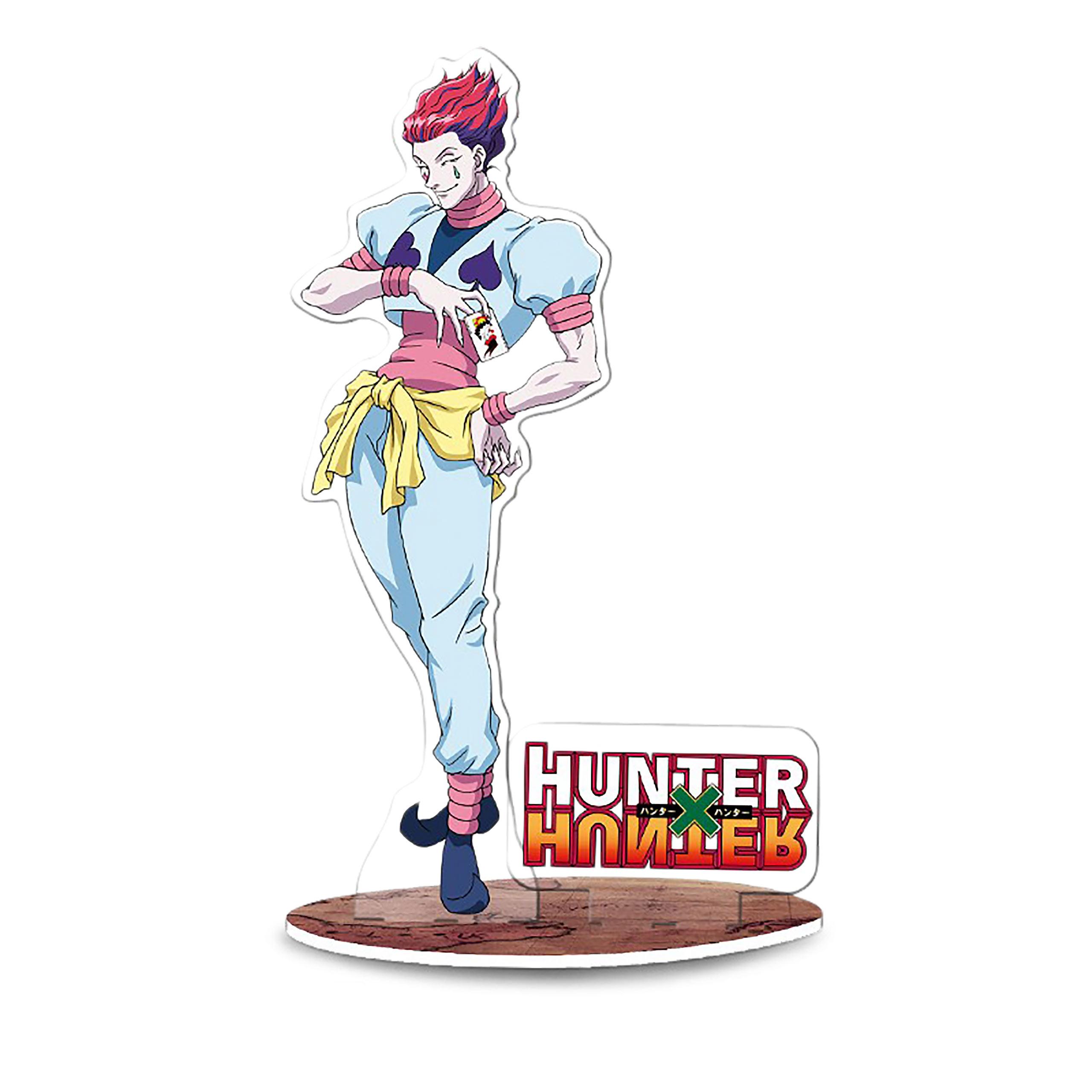 Hunter x Hunter - Hisoka Morow Acryl Figur