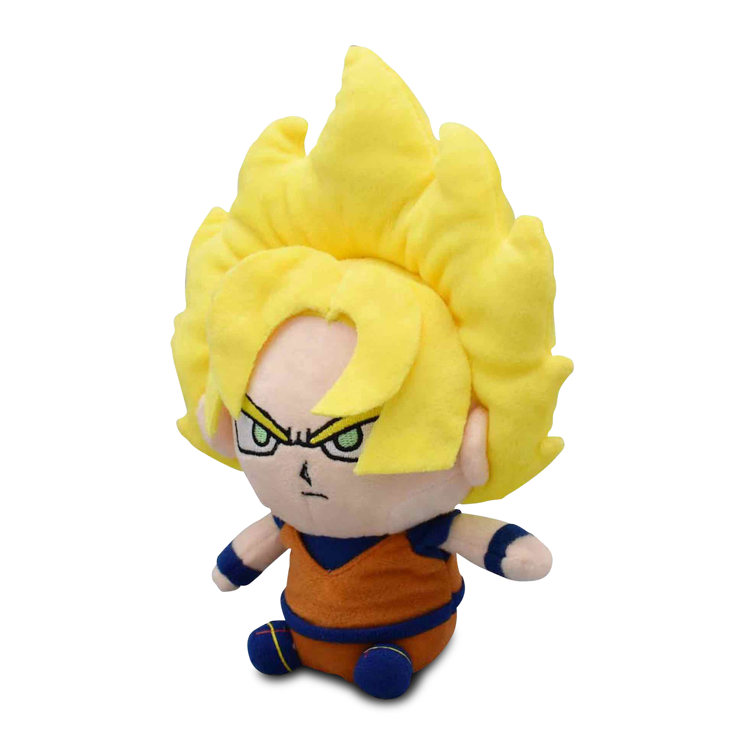 Dragon Ball Z - Super Saiyajin Son Goku Plüsch Figur 21 cm