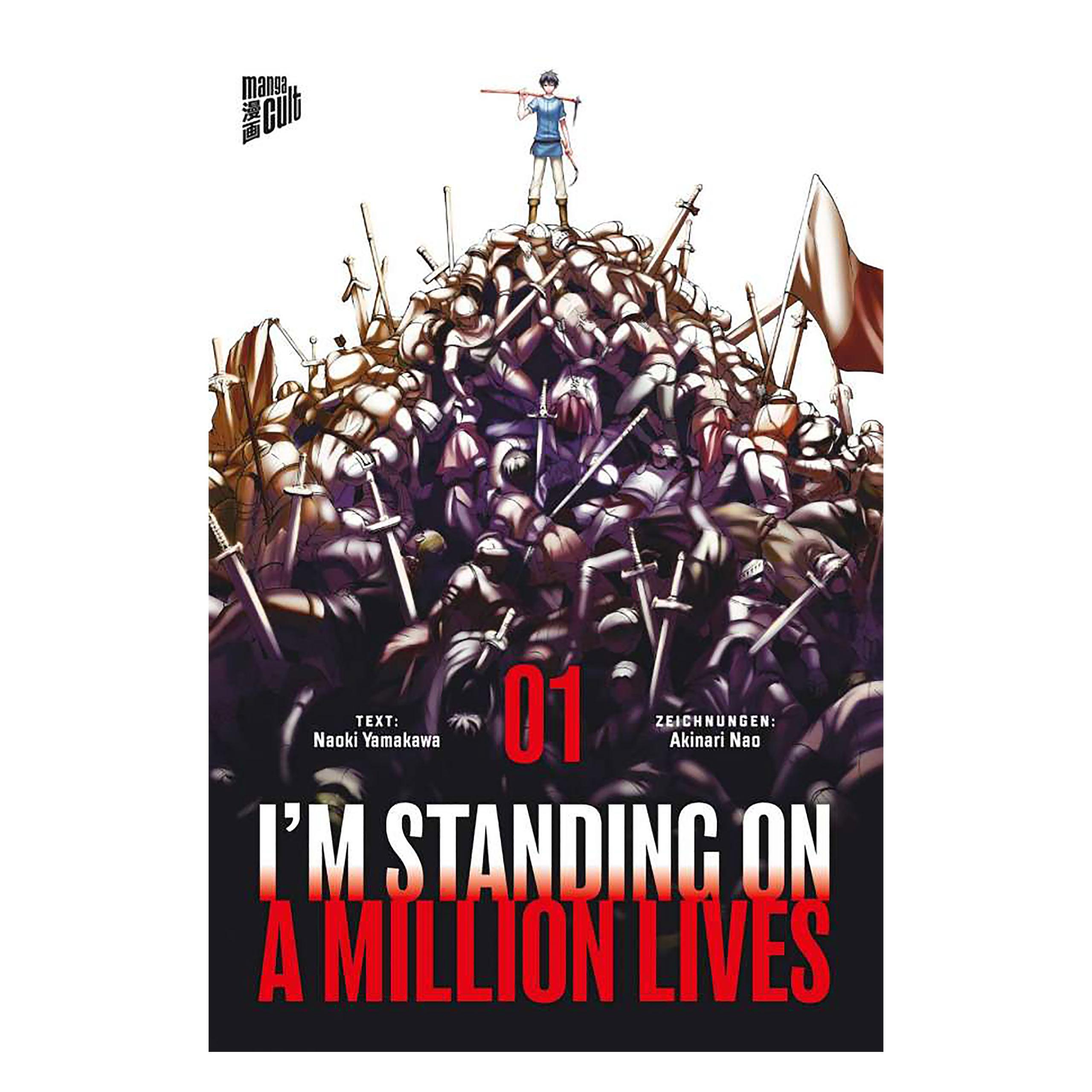 I'm Standing on a Million Lives - Band 1 Taschenbuch