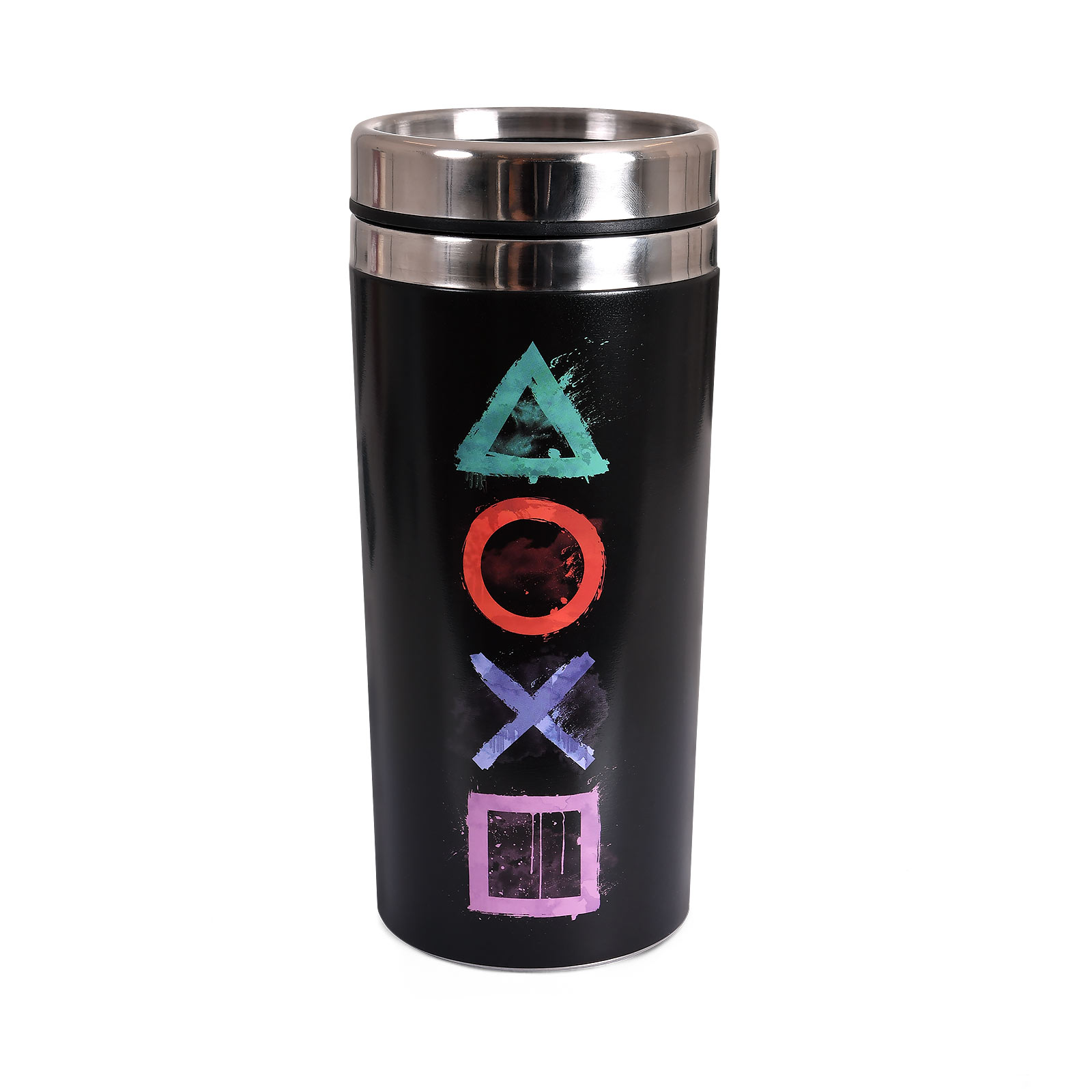 PlayStation - Buttons To Go Becher